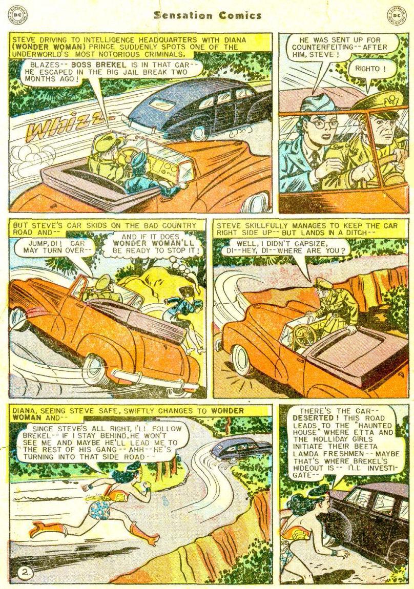 Read online Sensation (Mystery) Comics comic -  Issue #77 - 4