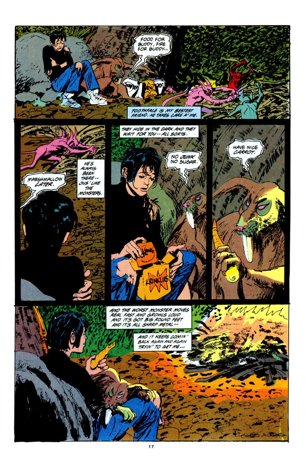 Read online Powerline comic -  Issue #6 - 19