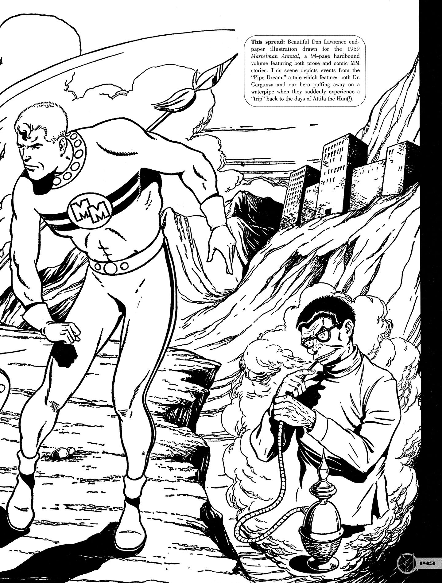 Read online Kimota!: The Miracleman Companion comic -  Issue # Full - 144