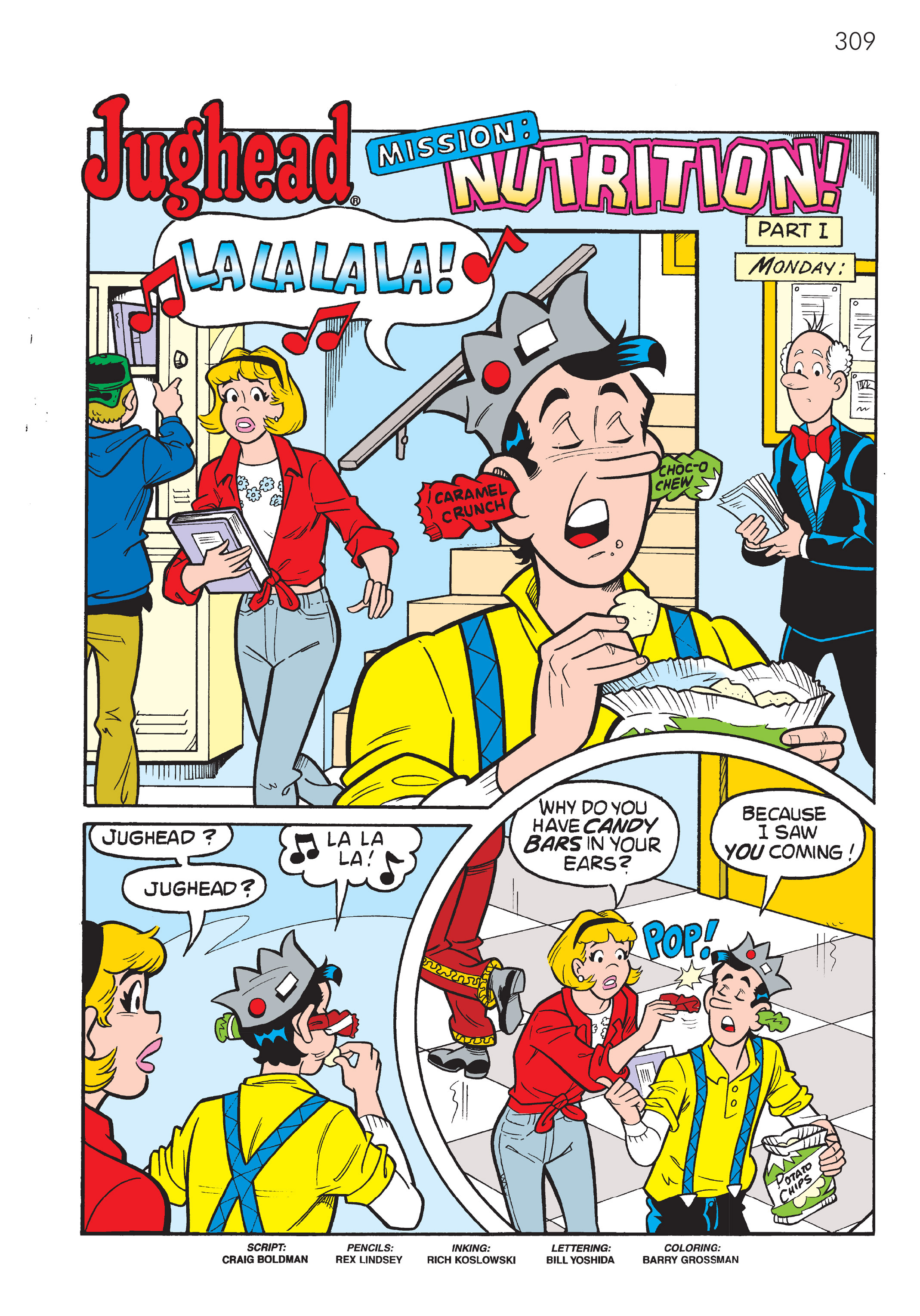 Read online The Best of Archie Comics comic -  Issue # TPB 4 (Part 2) - 99