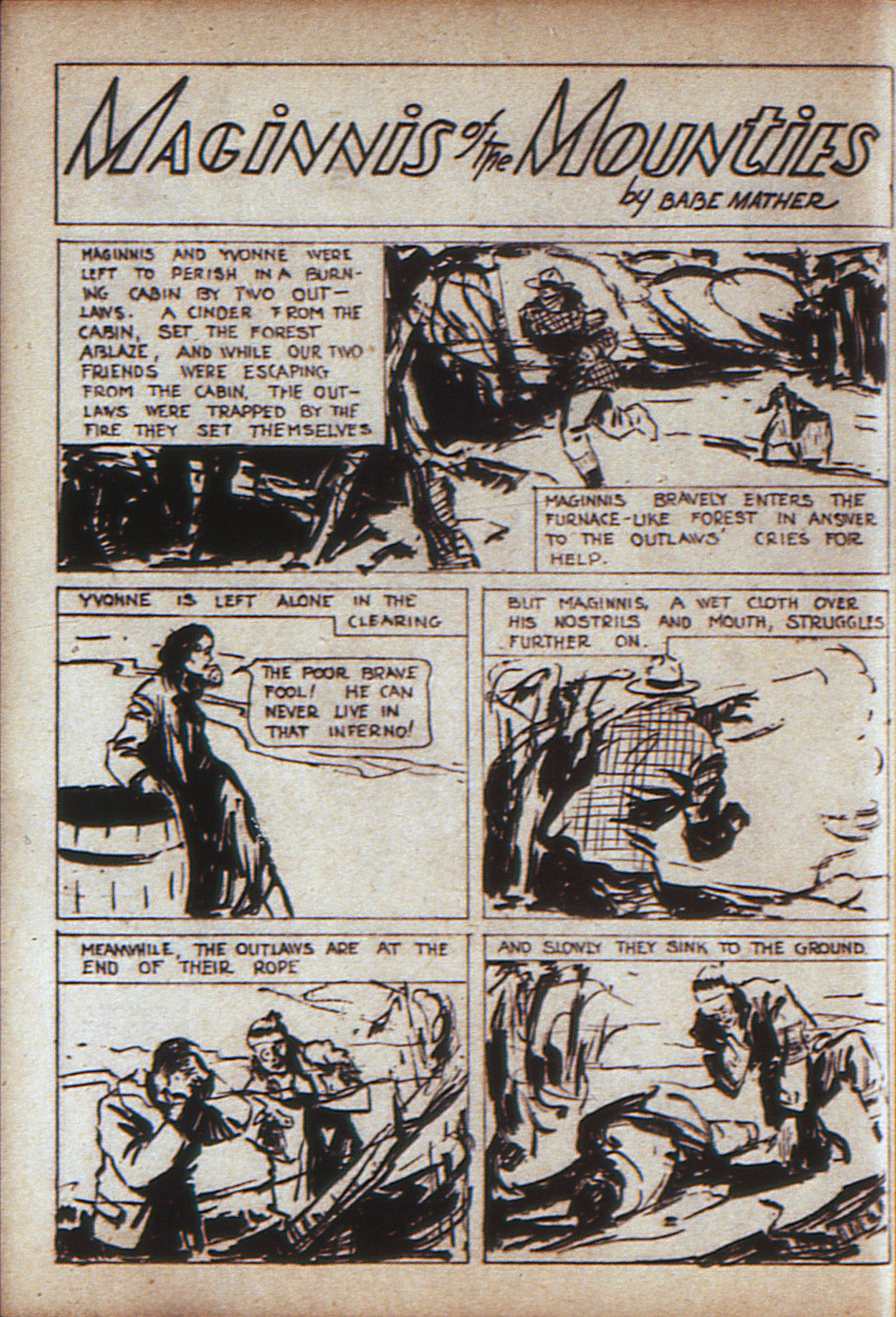 Read online Adventure Comics (1938) comic -  Issue #12 - 45