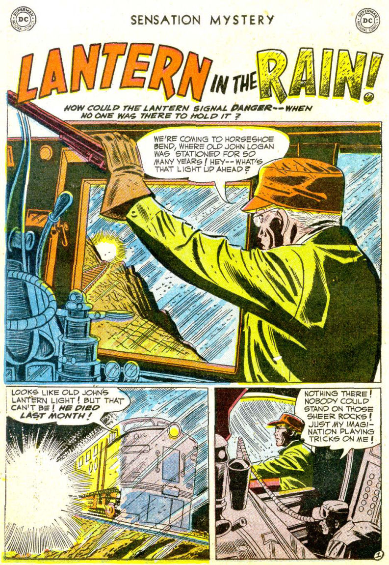 Read online Sensation (Mystery) Comics comic -  Issue #113 - 20