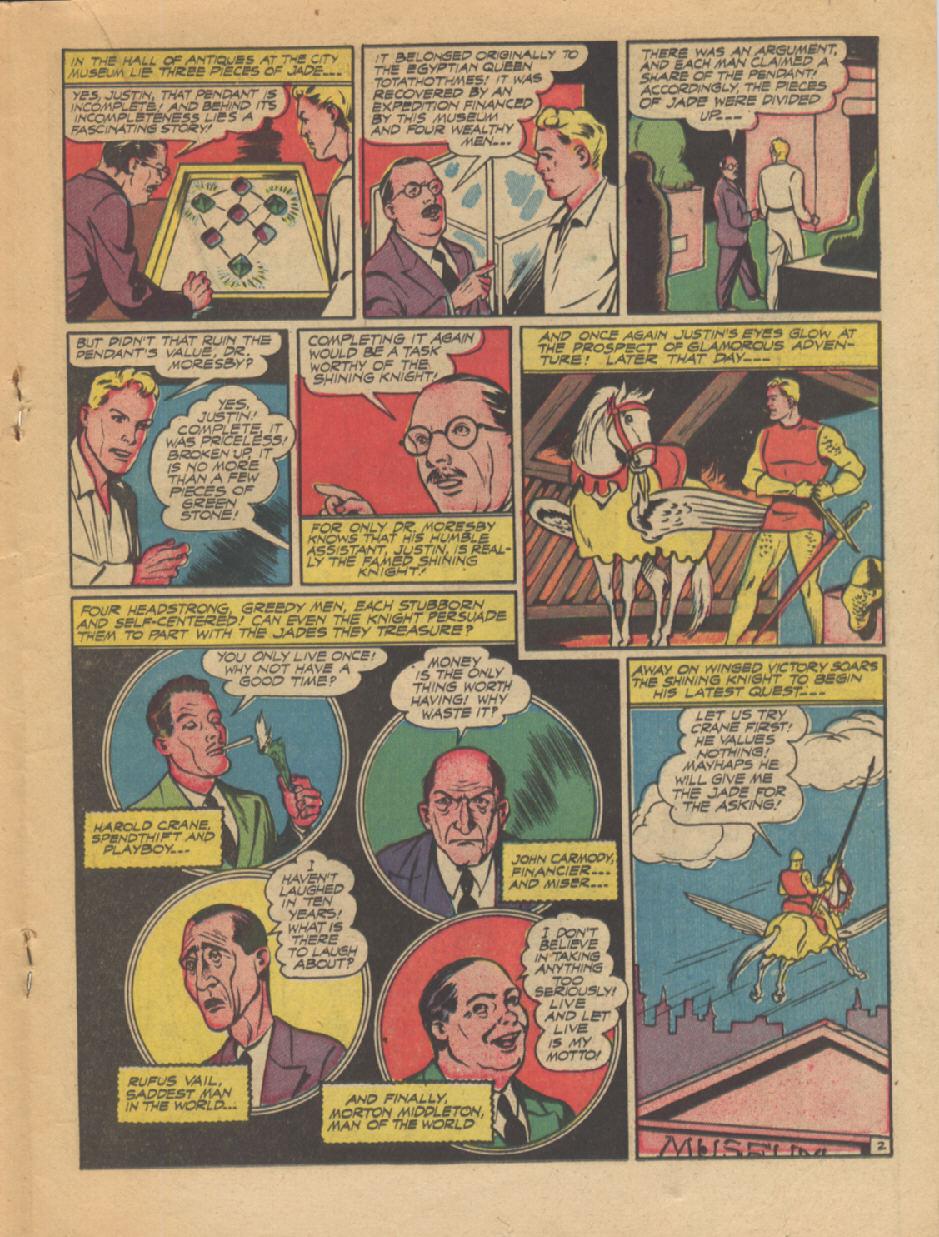 Read online Adventure Comics (1938) comic -  Issue #81 - 36
