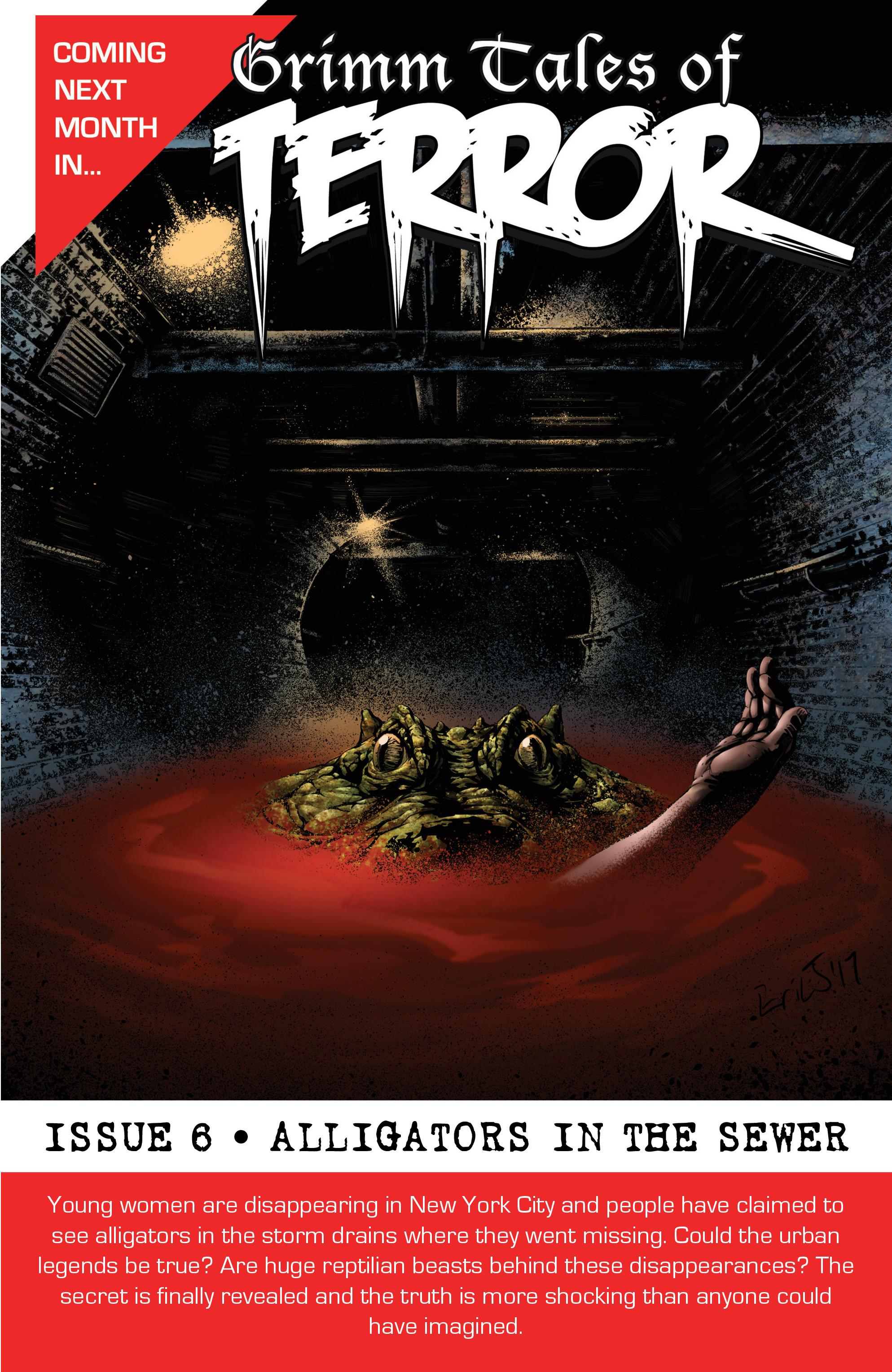 Read online Grimm Tales of Terror: Vol. 3 comic -  Issue #5 - 25