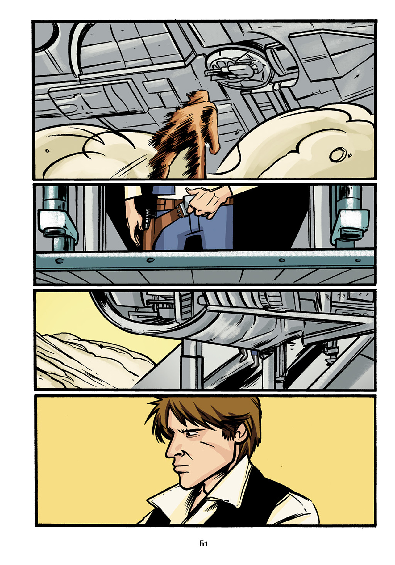 Read online Star Wars Omnibus comic -  Issue # Vol. 33 - 63