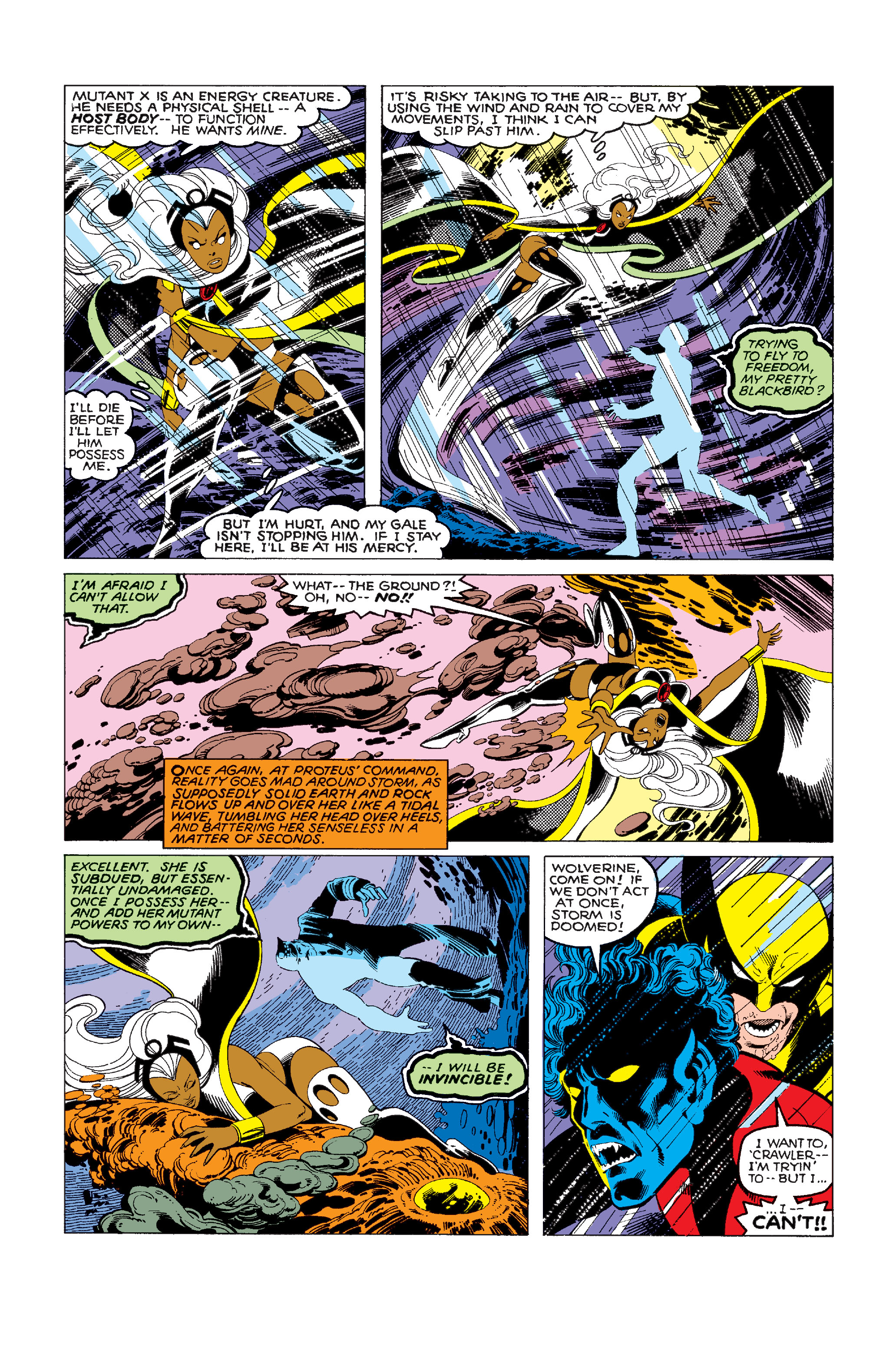 Uncanny X-Men (1963) 127 Page 2