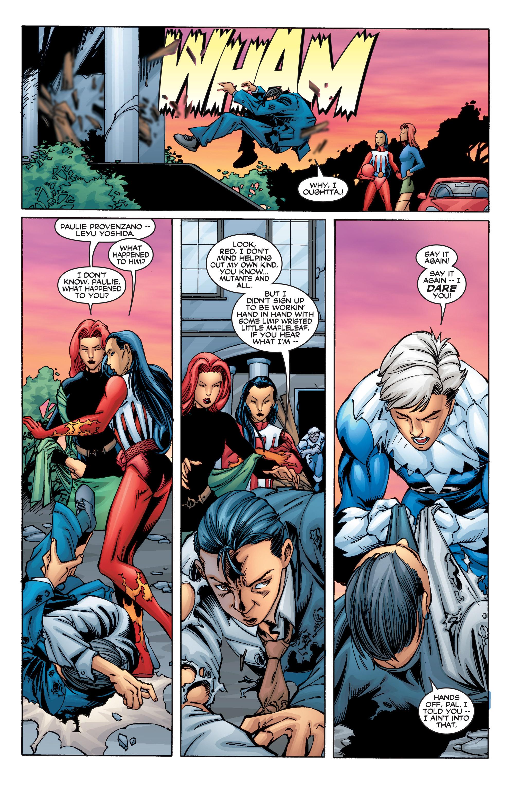 Read online Uncanny X-Men (1963) comic -  Issue #392 - 17
