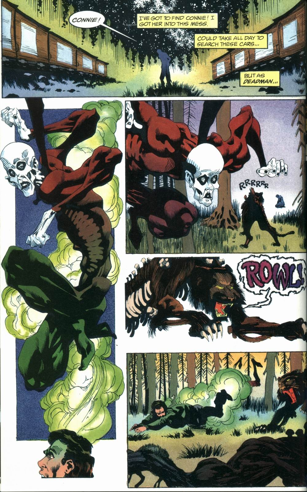 Read online Deadman: Love After Death comic -  Issue #2 - 18