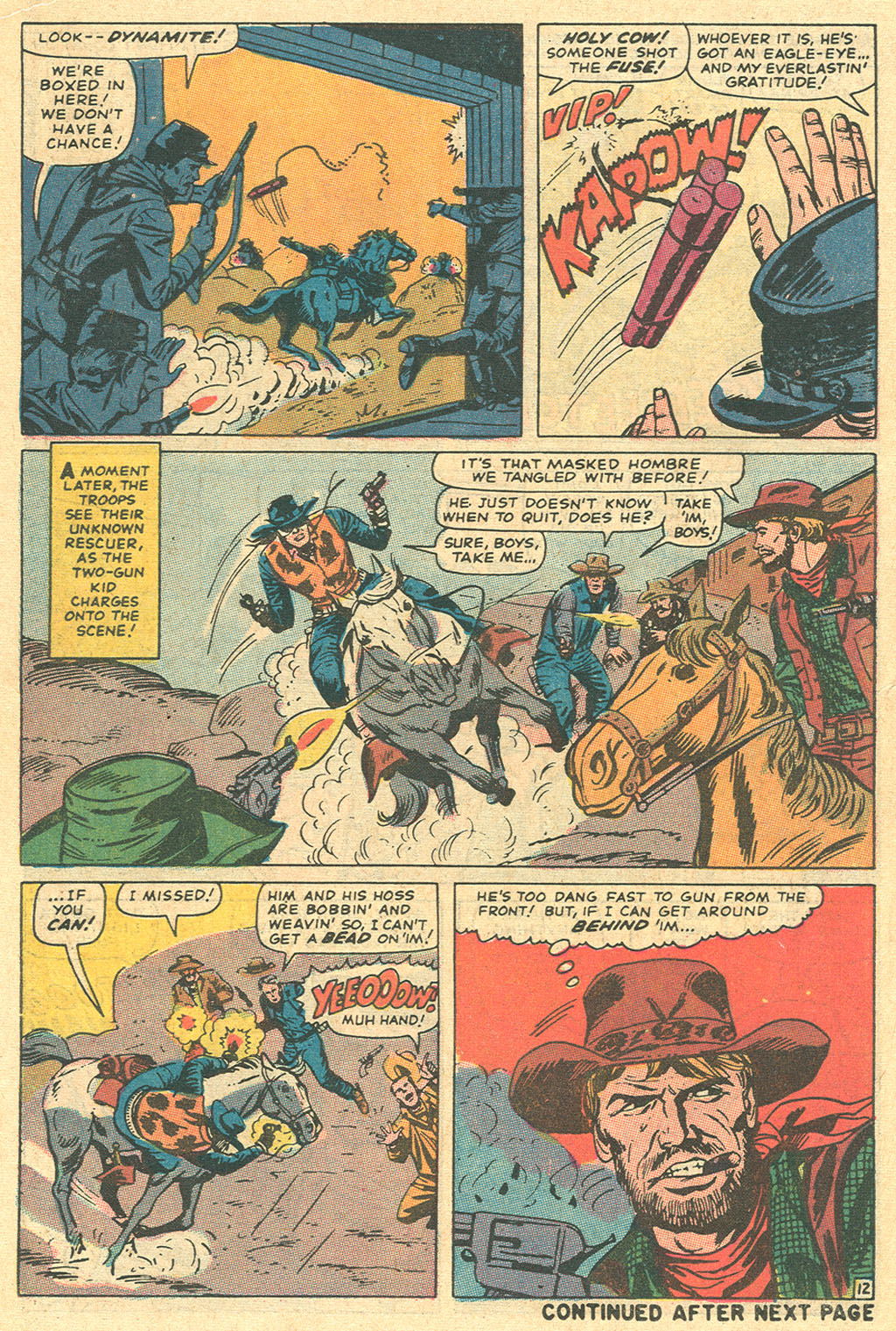 Read online Two-Gun Kid comic -  Issue #96 - 18