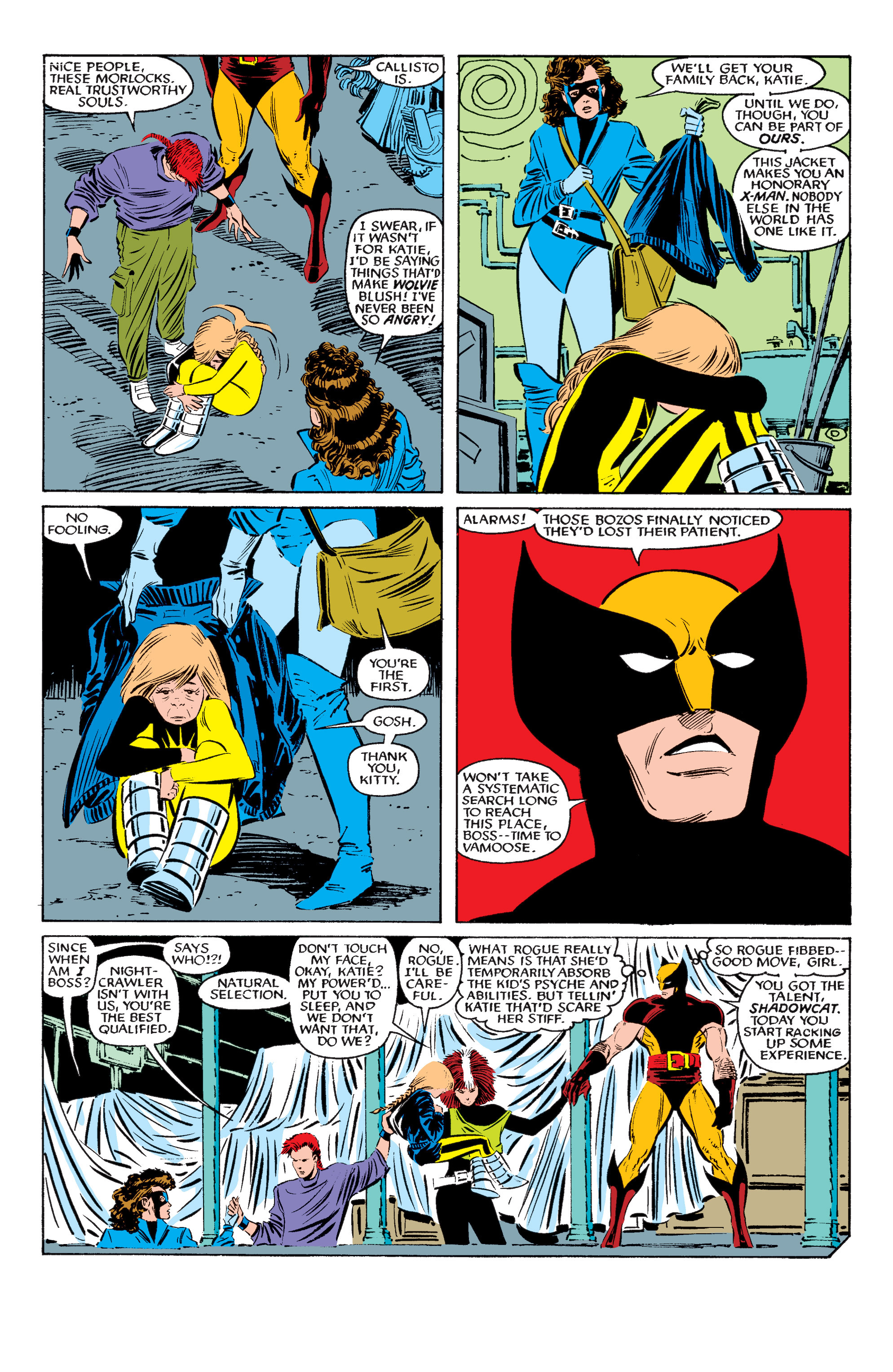 Read online Uncanny X-Men (1963) comic -  Issue #195 - 14