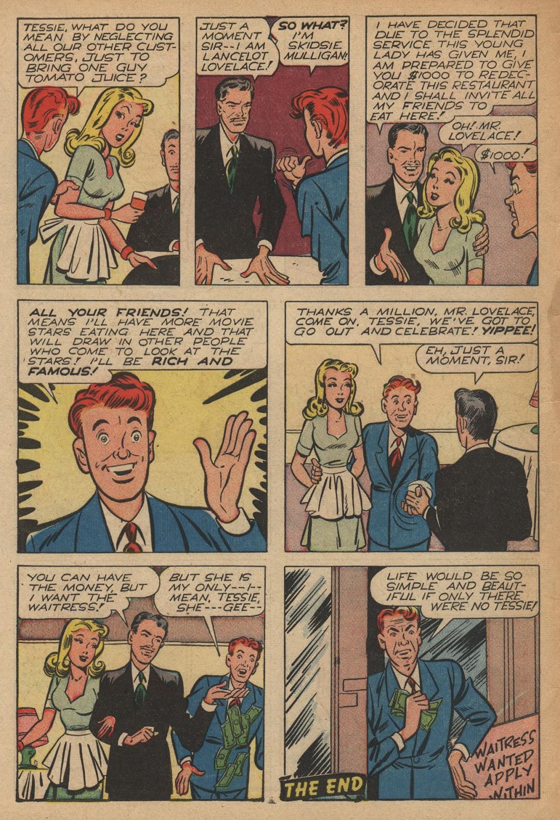 Read online Gay Comics comic -  Issue #23 - 10