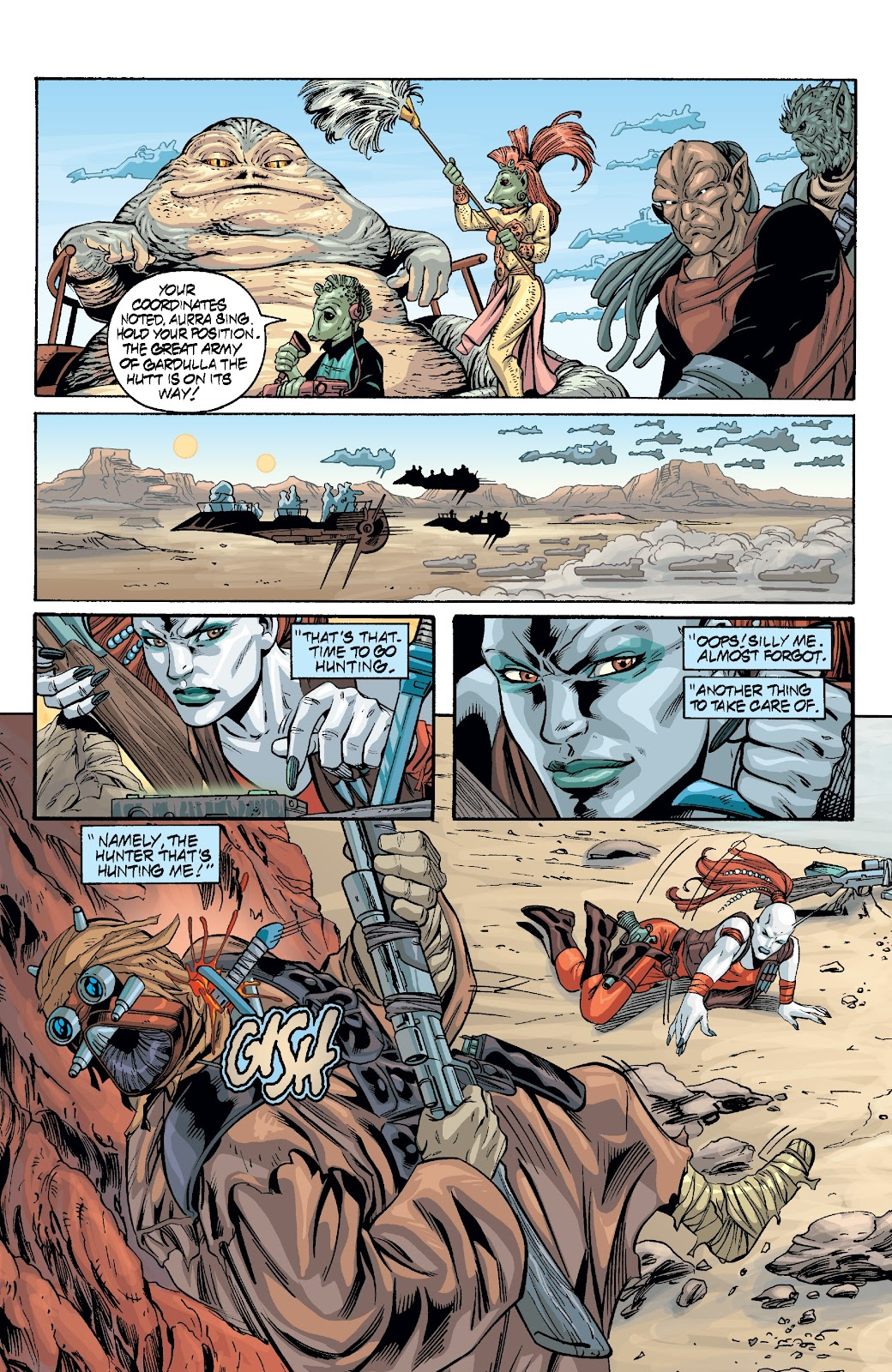 Read online Star Wars Legends Epic Collection: The Menace Revealed comic -  Issue # TPB (Part 3) - 7