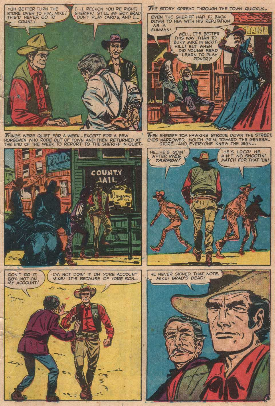 Read online Two-Gun Kid comic -  Issue #38 - 23