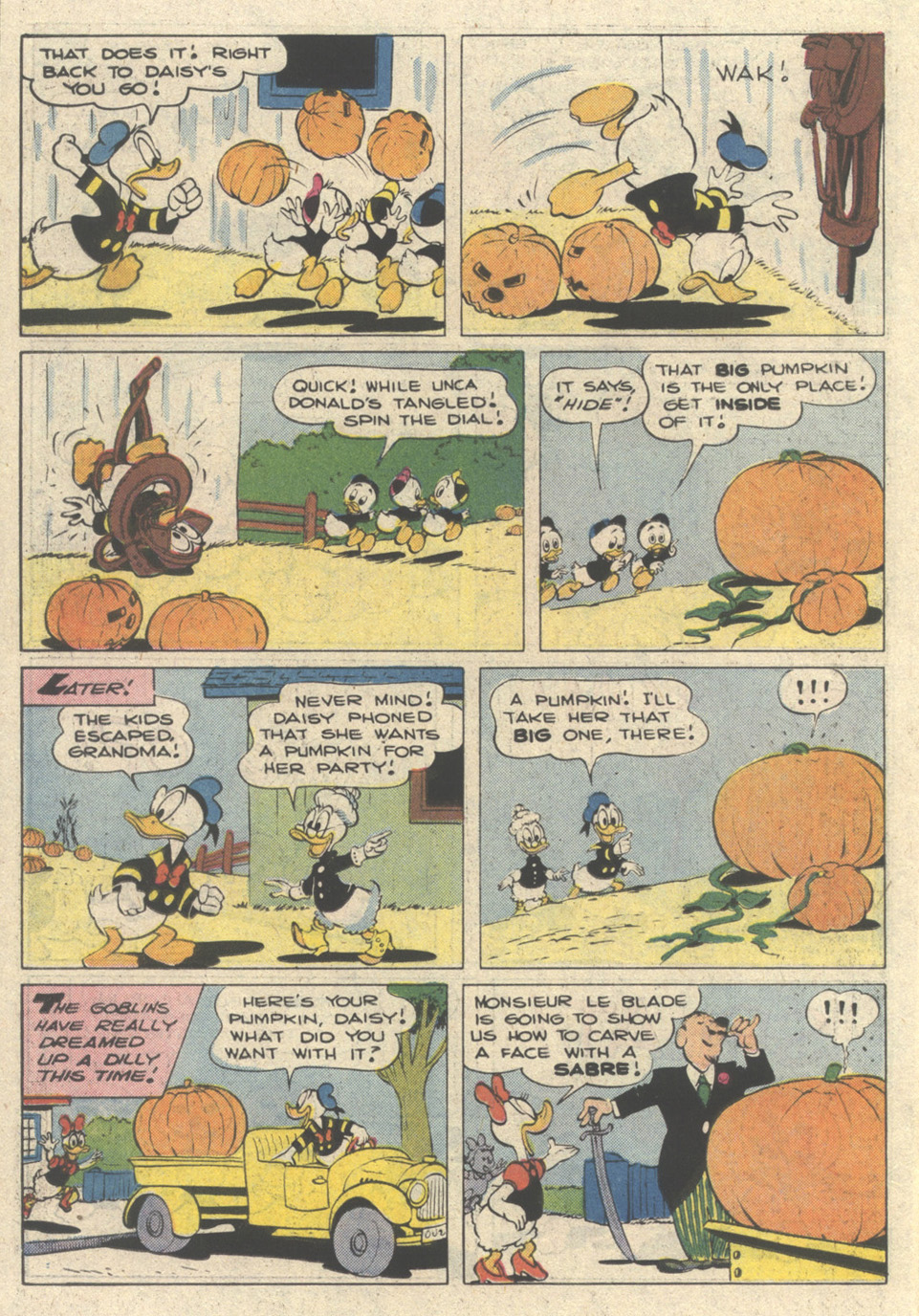 Walt Disney's Donald Duck (1986) issue 249 - Page 22