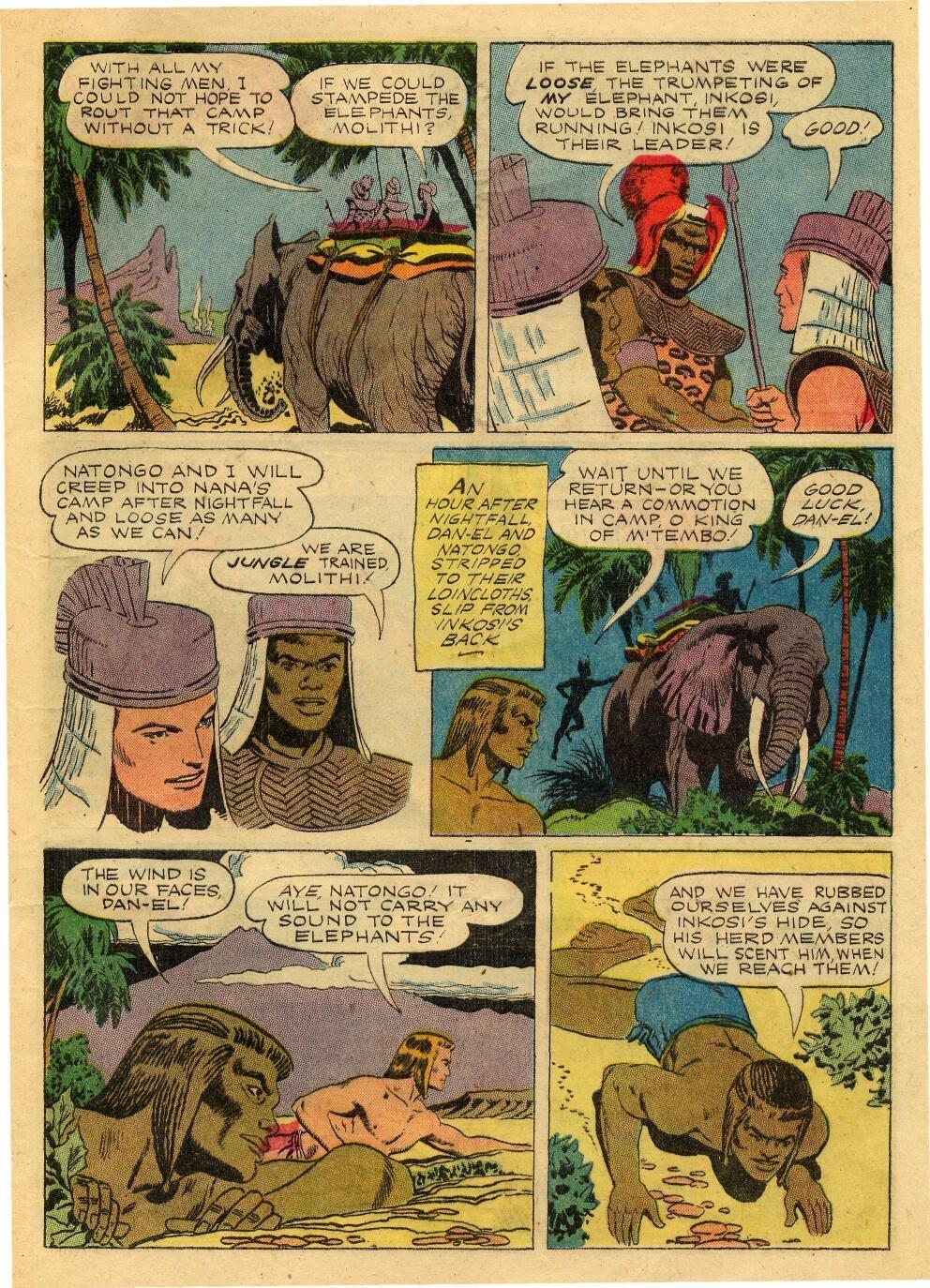 Tarzan (1948) issue 76 - Page 29