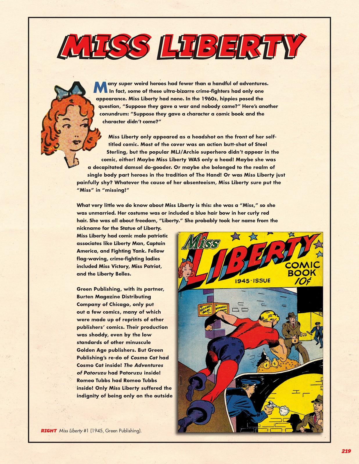 Read online Super Weird Heroes comic -  Issue # TPB 1 (Part 3) - 19