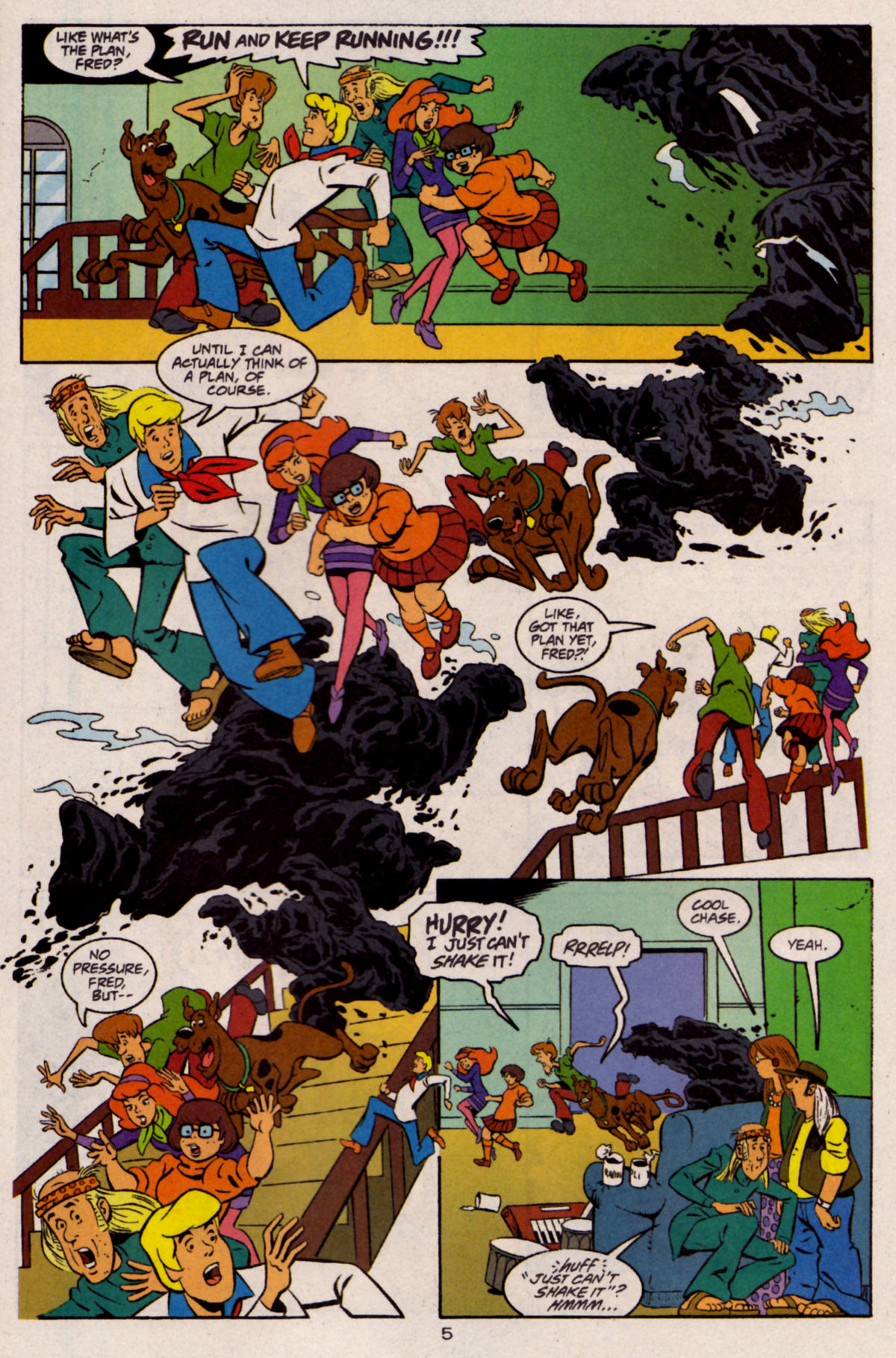Read online Scooby-Doo (1997) comic -  Issue #27 - 18