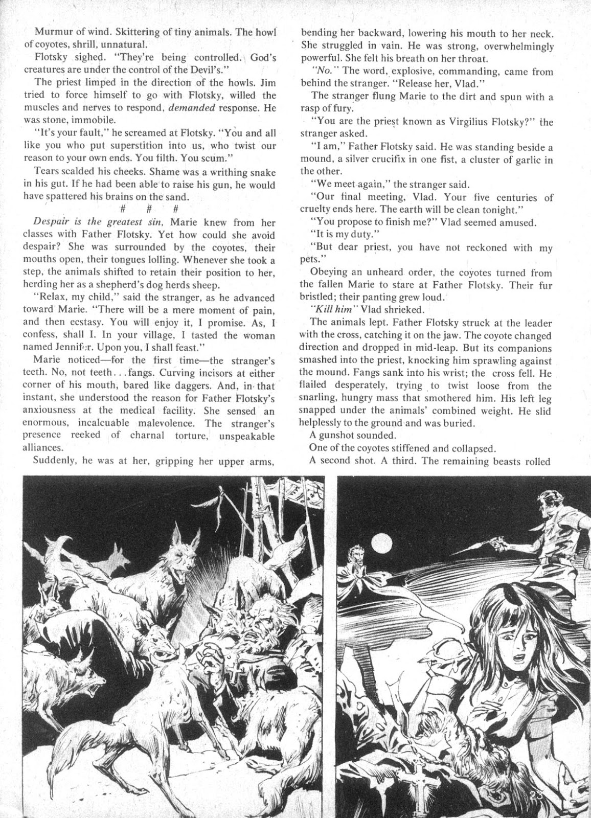 Dracula Lives issue 7 - Page 23