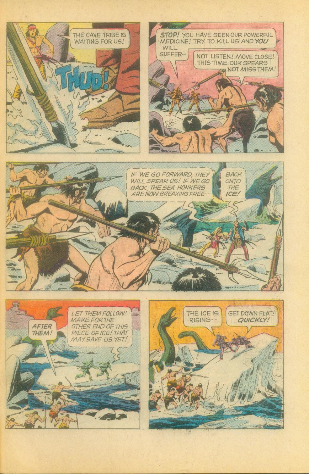 Read online Turok, Son of Stone comic -  Issue #81 - 31