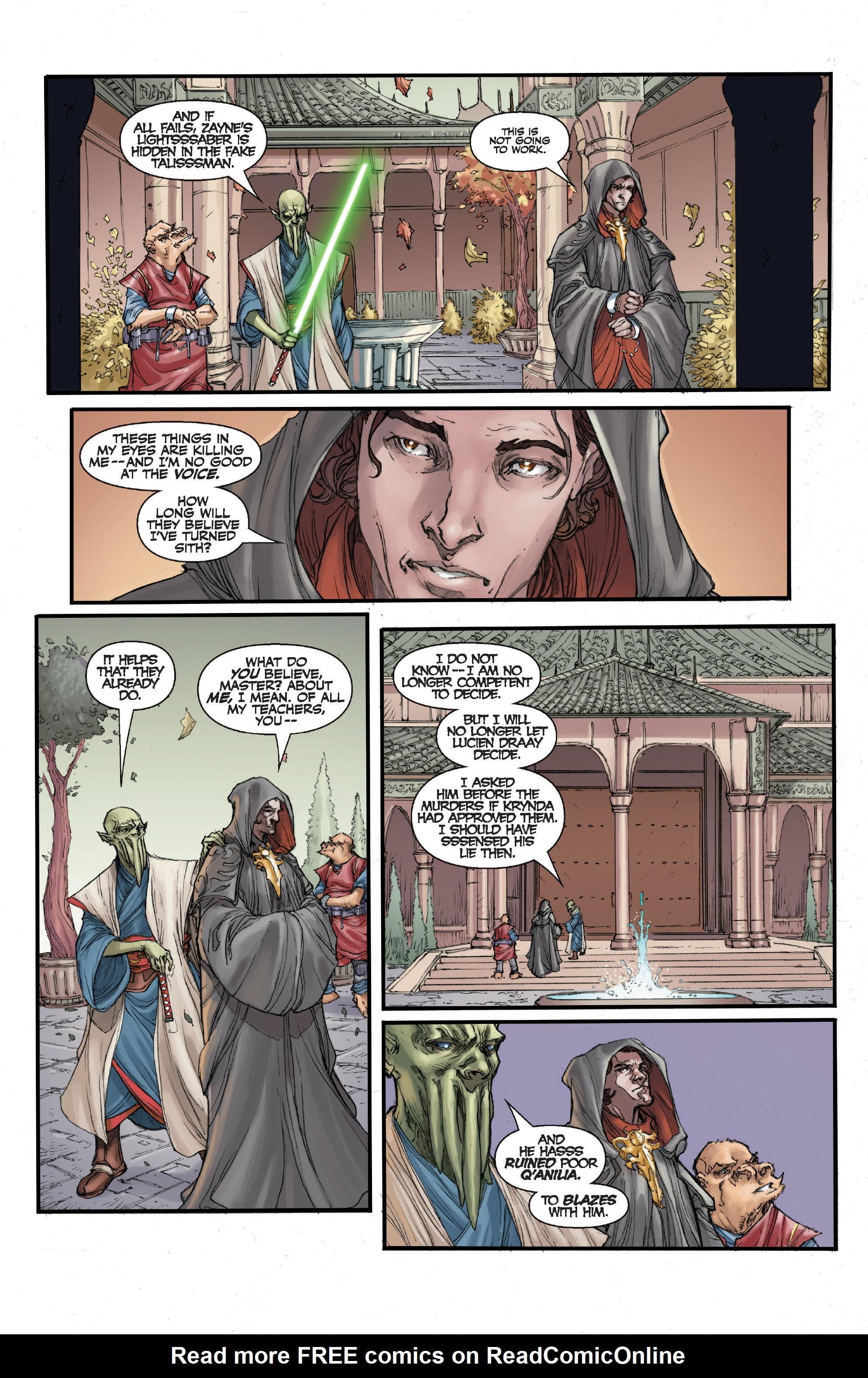 Read online Star Wars Omnibus comic -  Issue # Vol. 32 - 307