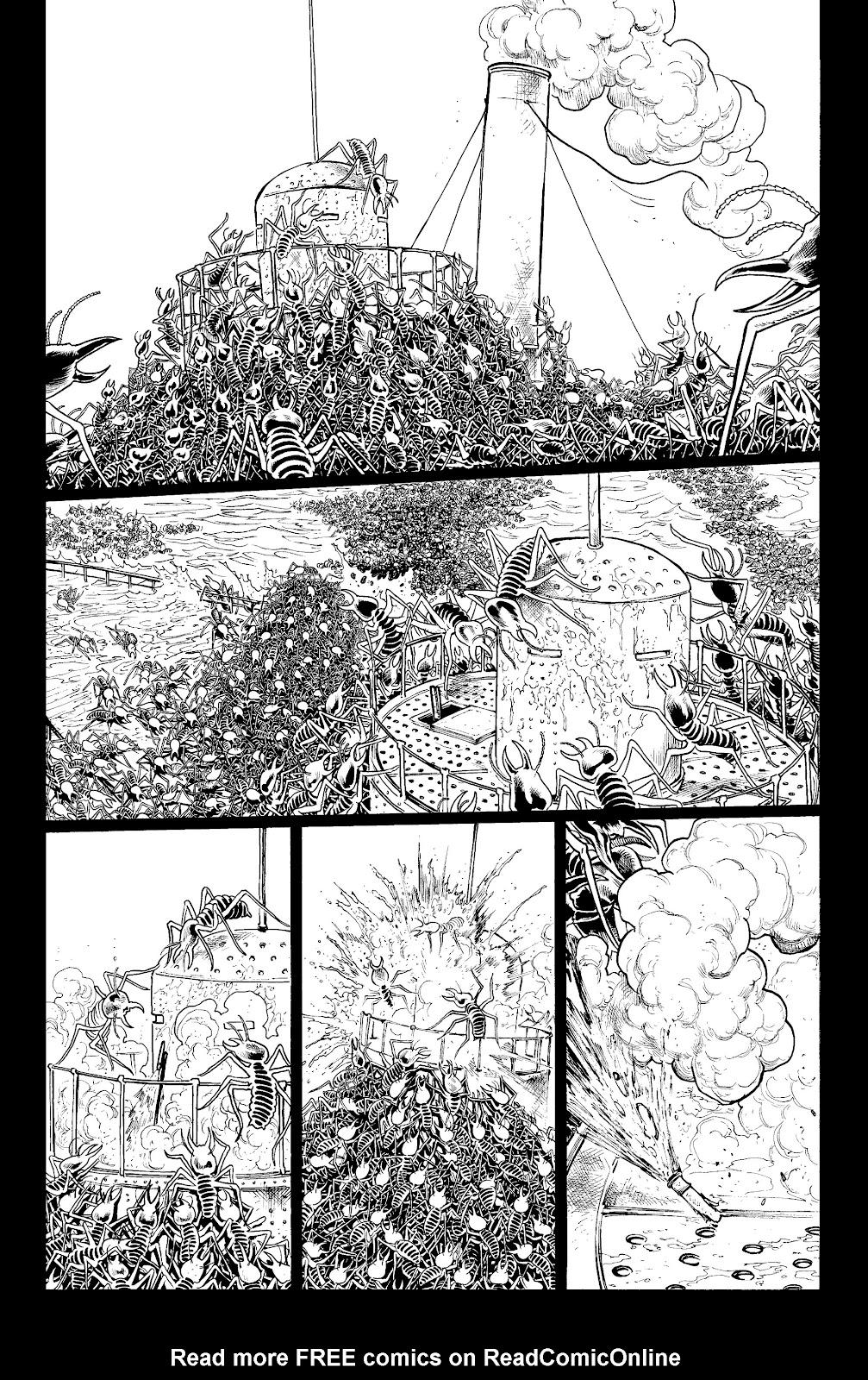 Read online Alan Moore's Cinema Purgatorio comic -  Issue #18 - 35
