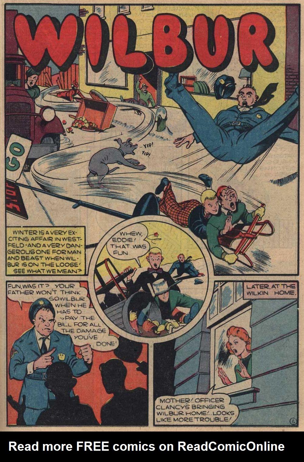 Zip Comics 25 Page 30