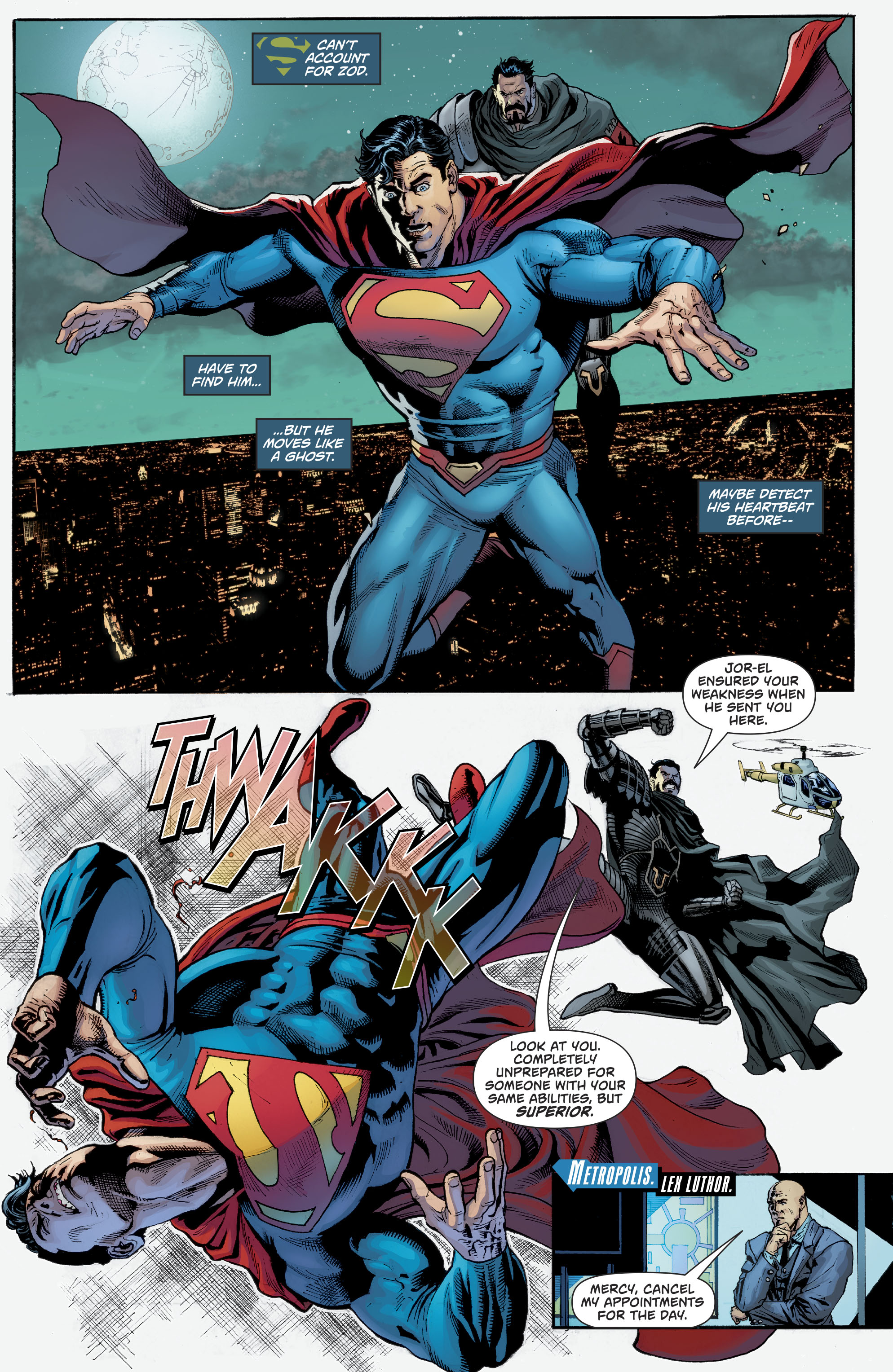 Read online Action Comics (2016) comic -  Issue #981 - 16
