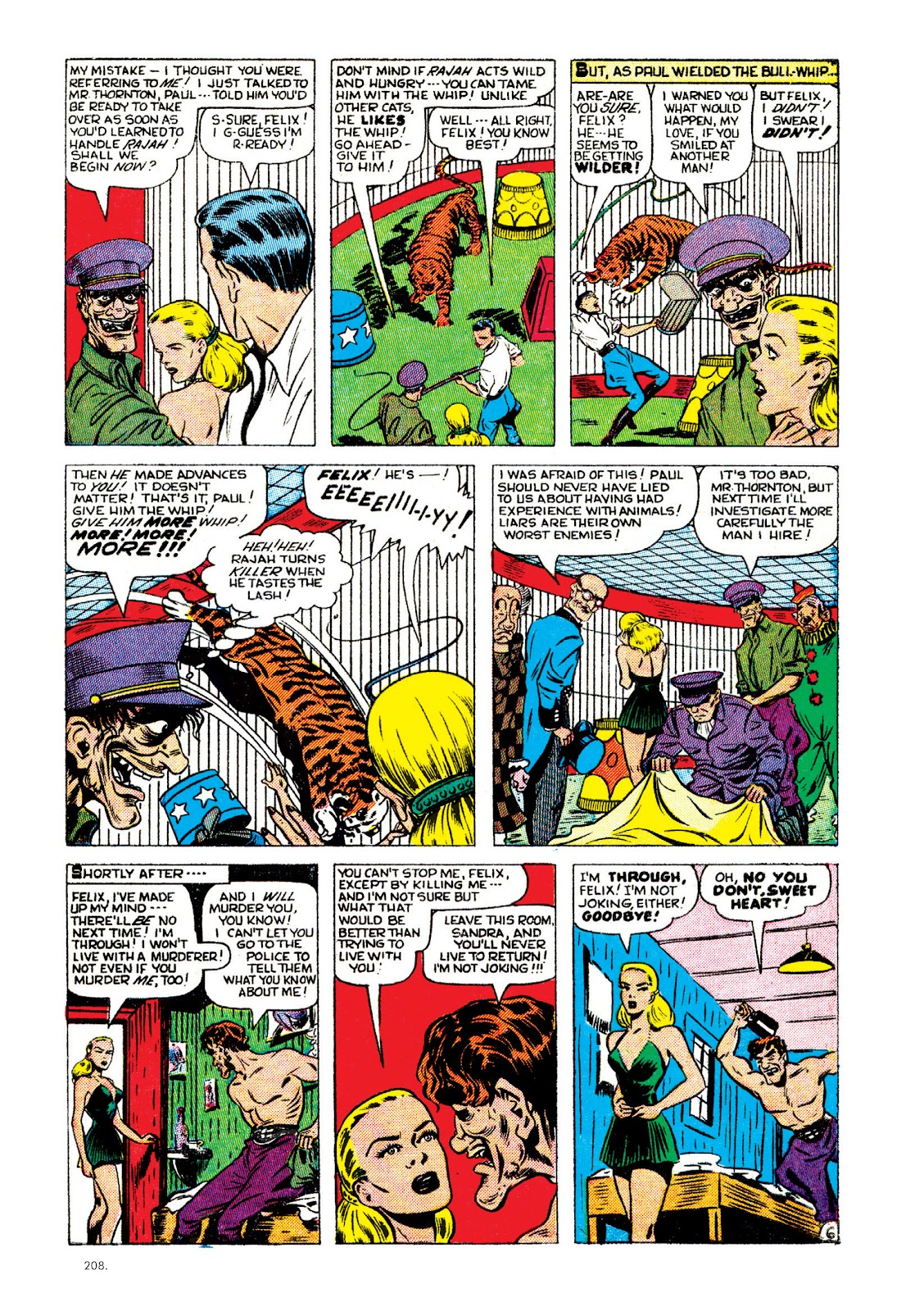 Read online The Bill Everett Archives comic -  Issue # TPB 2 (Part 3) - 6