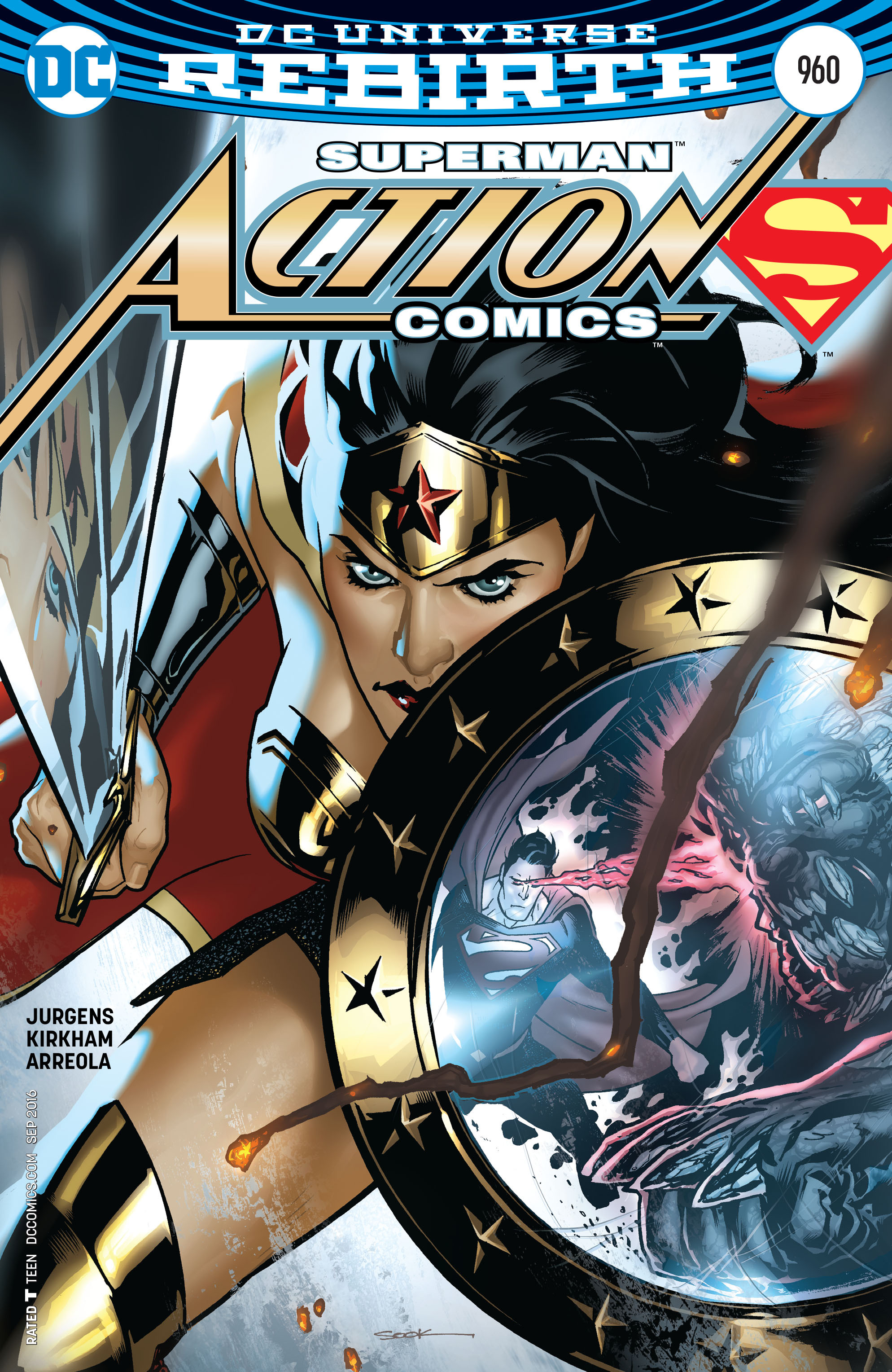 Read online Action Comics (2016) comic -  Issue #960 - 3