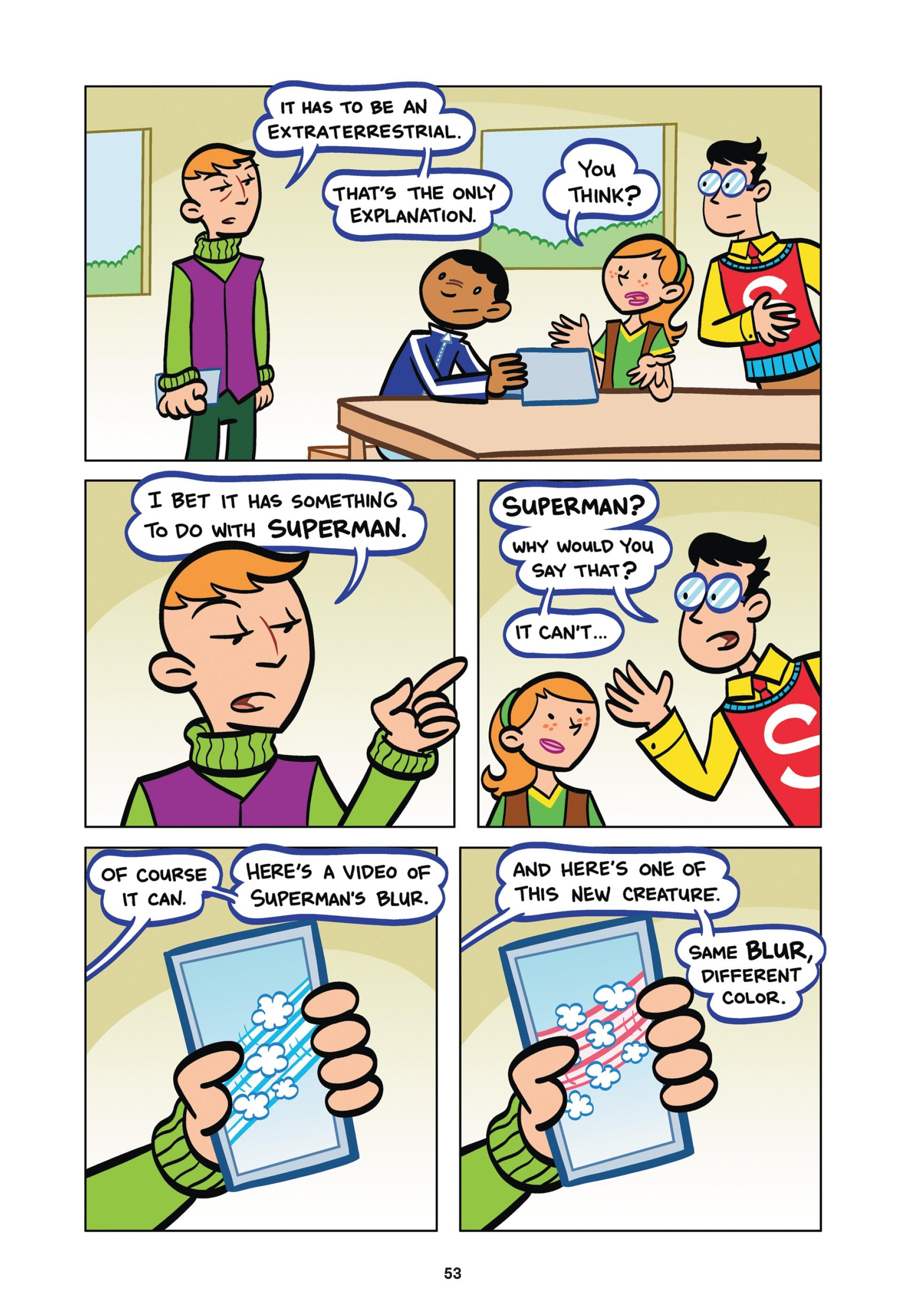 Superman of Smallville #TPB #1 - English 52