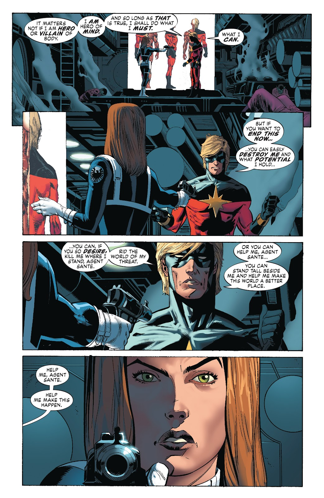 Read online Secret Invasion: Rise of the Skrulls comic -  Issue # TPB (Part 4) - 62
