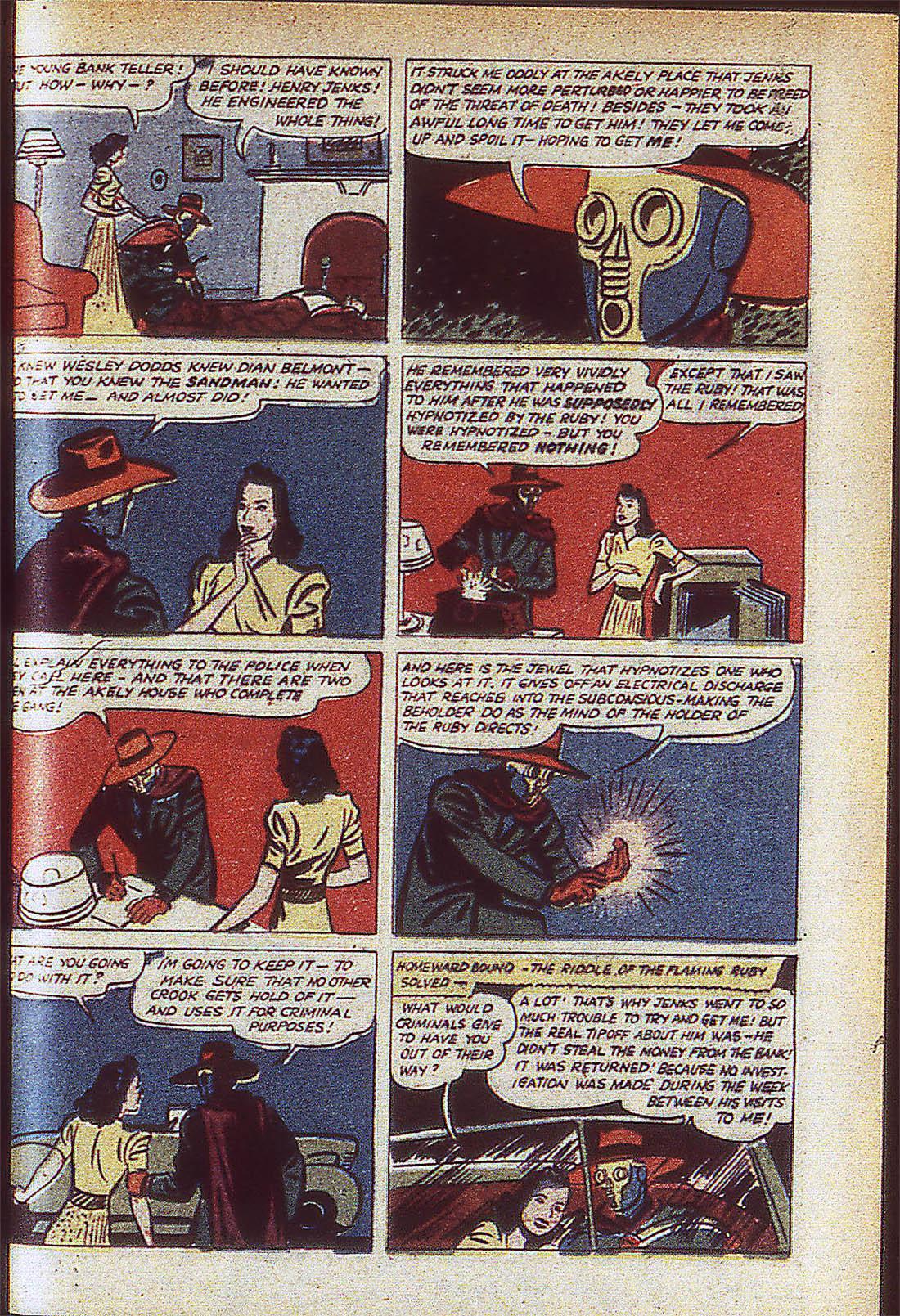 Read online Adventure Comics (1938) comic -  Issue #59 - 66