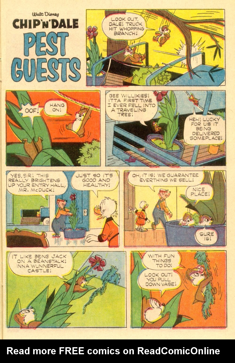 Walt Disney's Comics and Stories issue 355 - Page 13