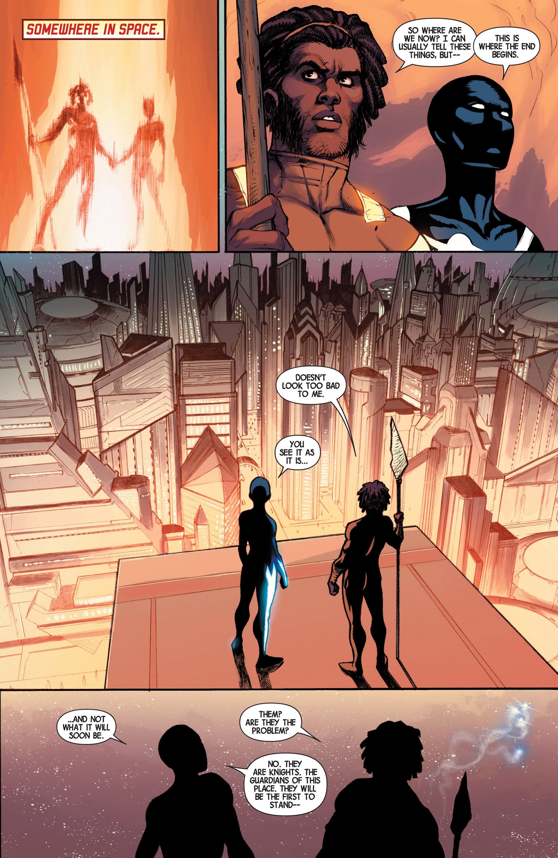 Read online Avengers (2013) comic -  Issue #15 - 21