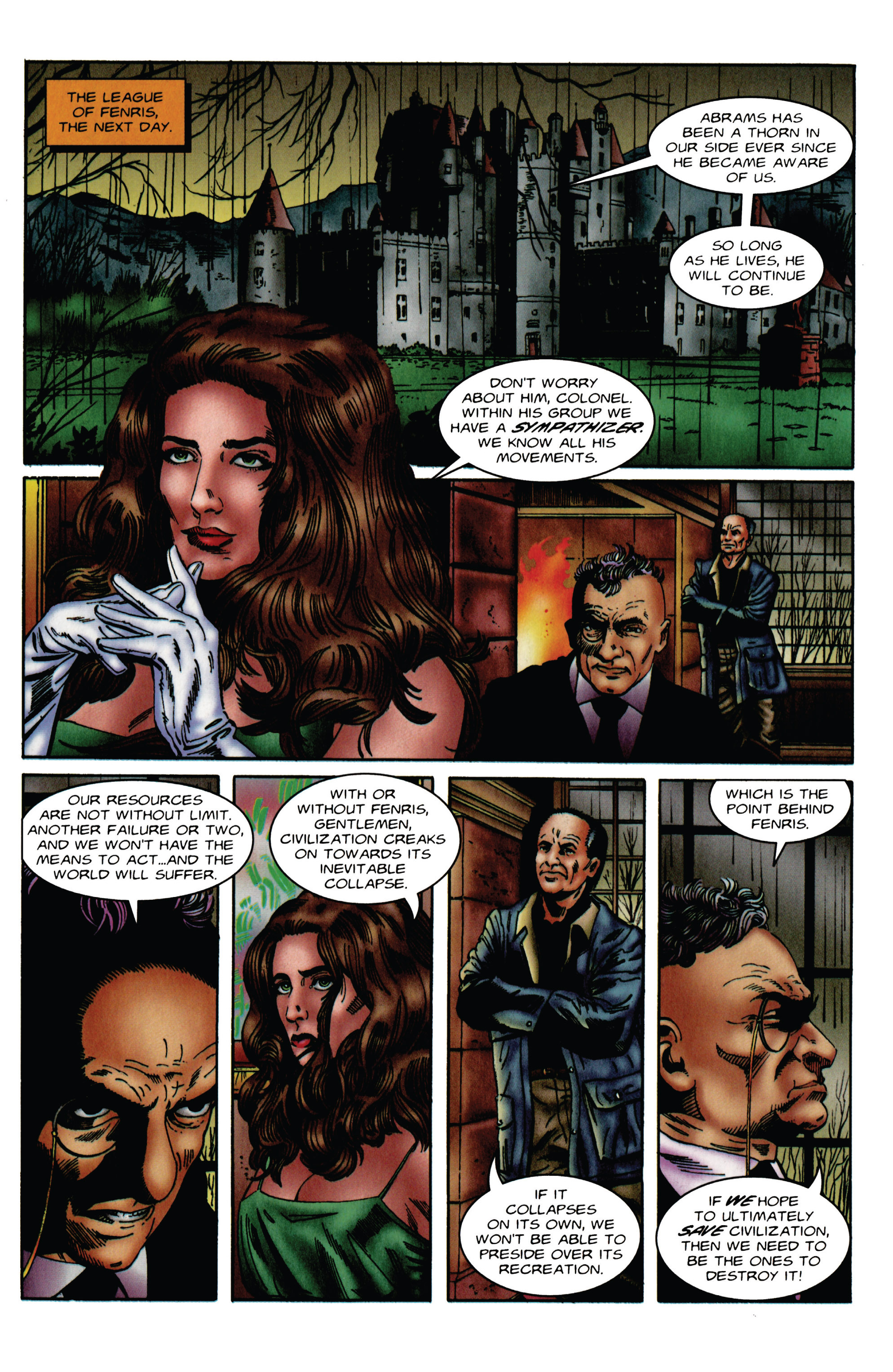 Read online Eternal Warrior (1992) comic -  Issue #48 - 9