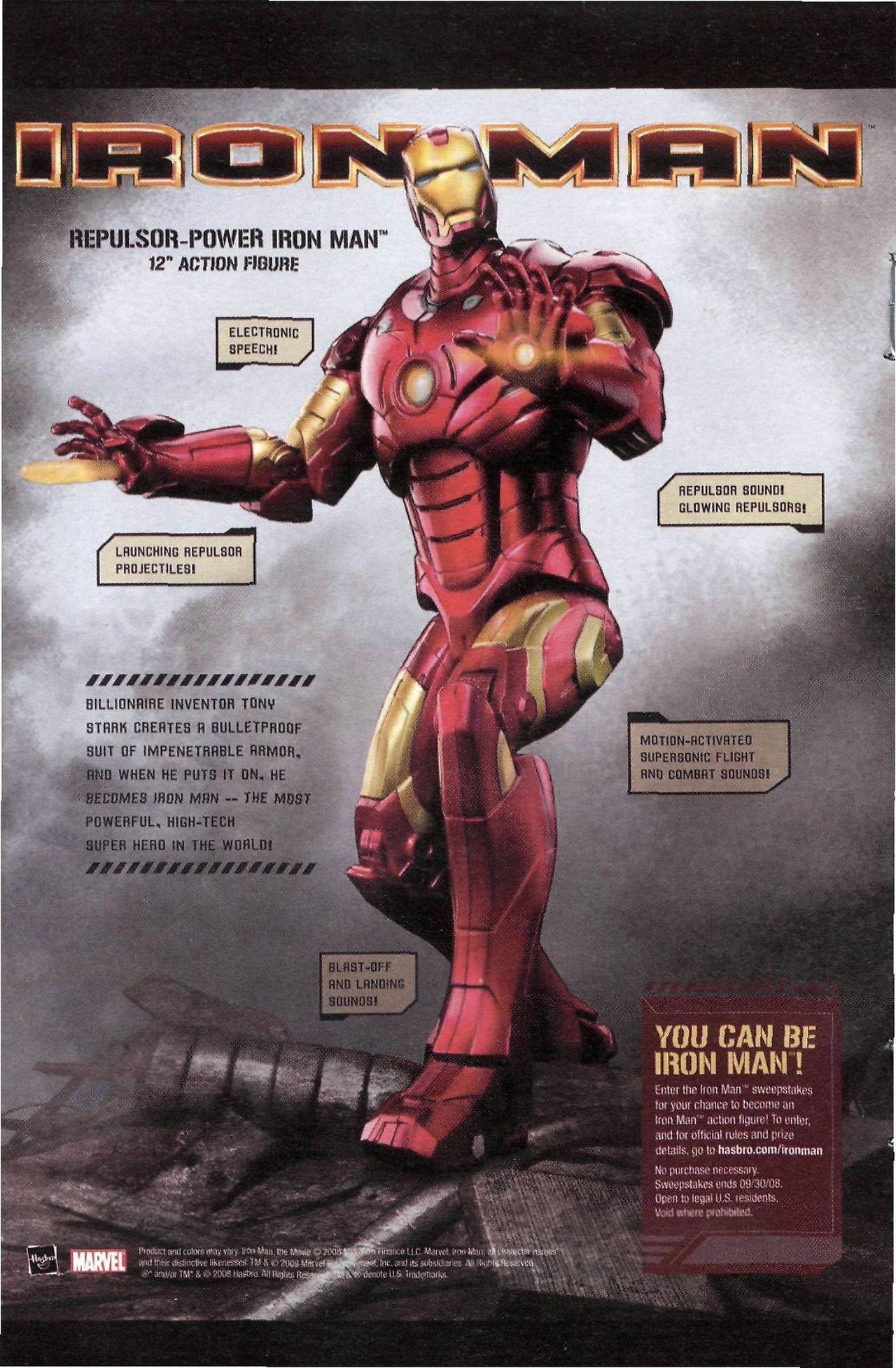 Read online Sega Iron Man Special comic -  Issue # Full - 10