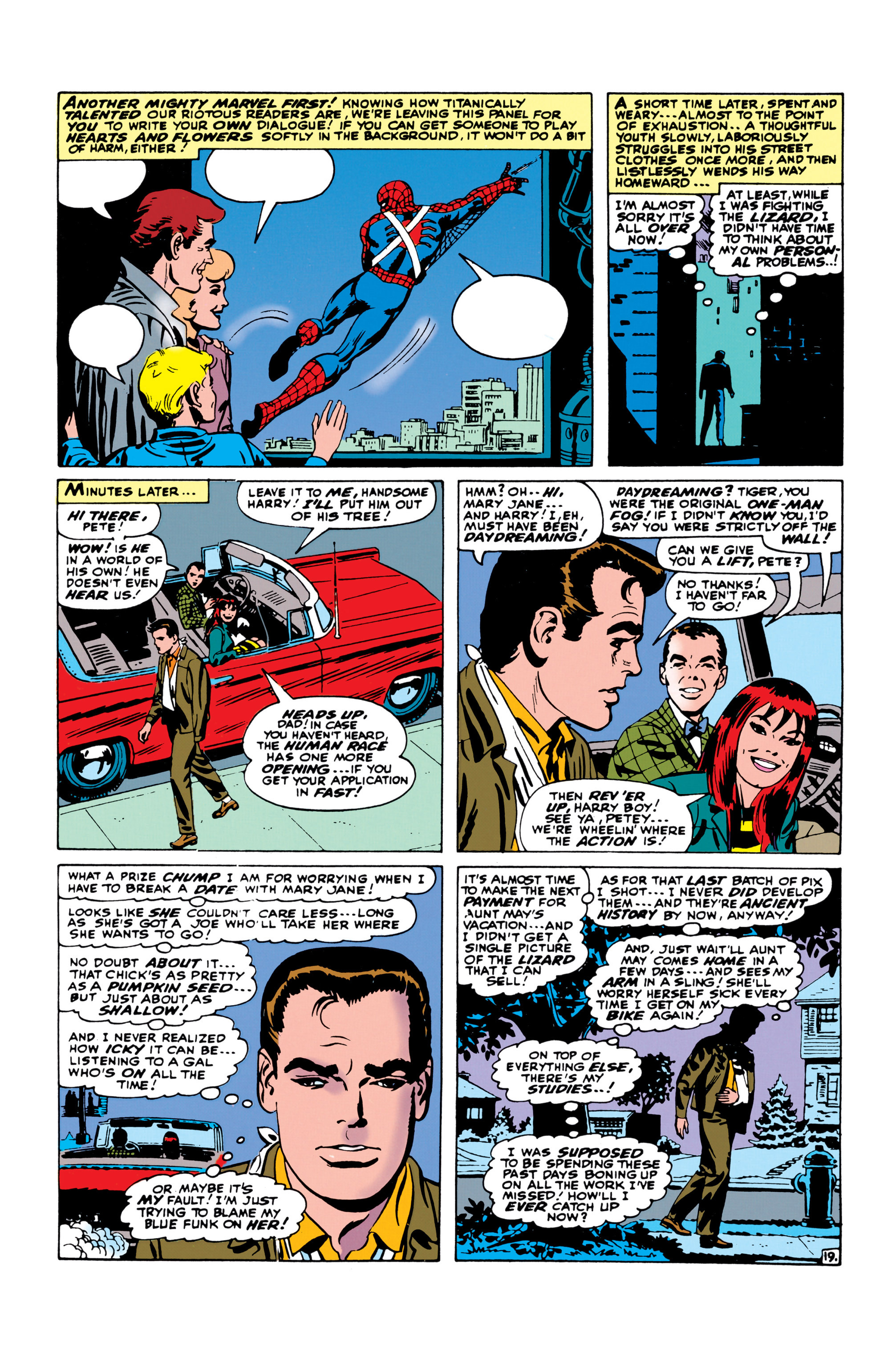 The Amazing Spider-Man (1963) 45 Page 19