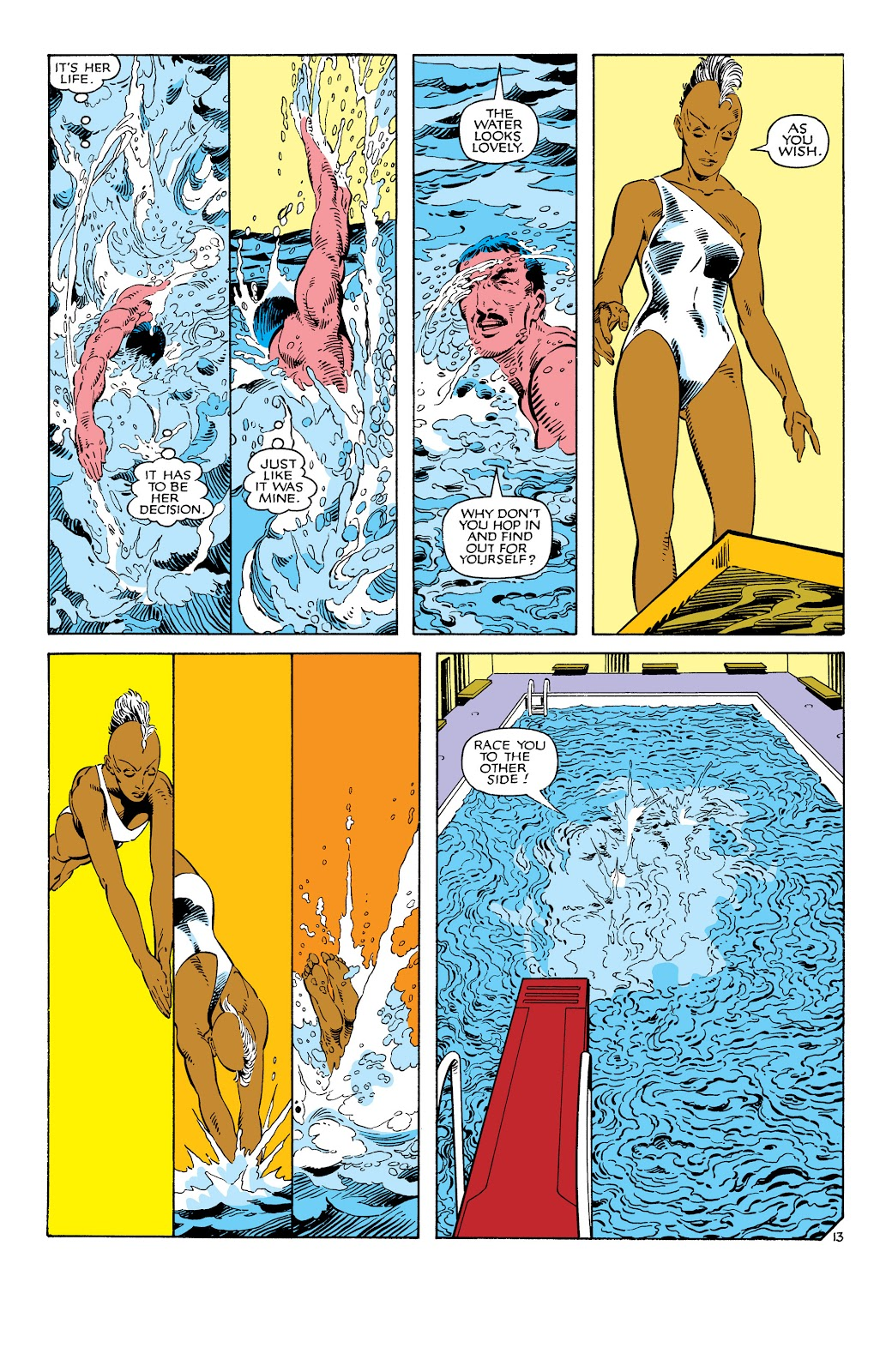 Uncanny X-Men (1963) issue 186 - Page 14