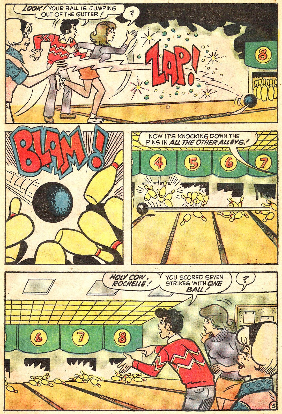 Sabrina The Teenage Witch (1971) Issue #20 #20 - English 30