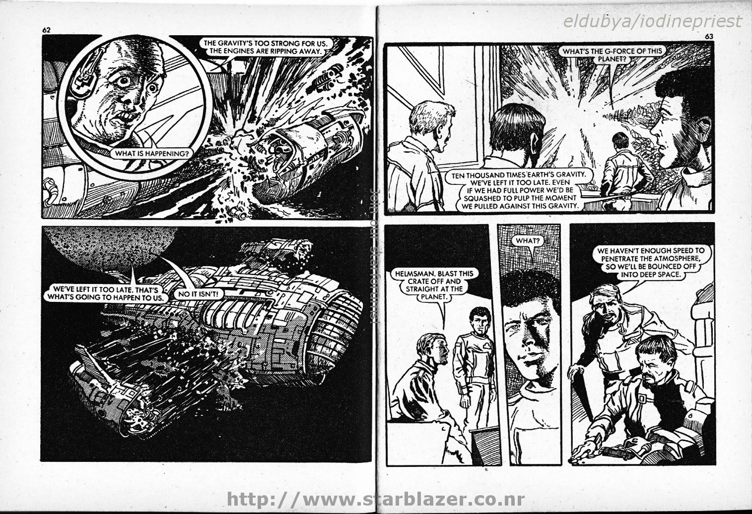 Starblazer issue 70 - Page 33