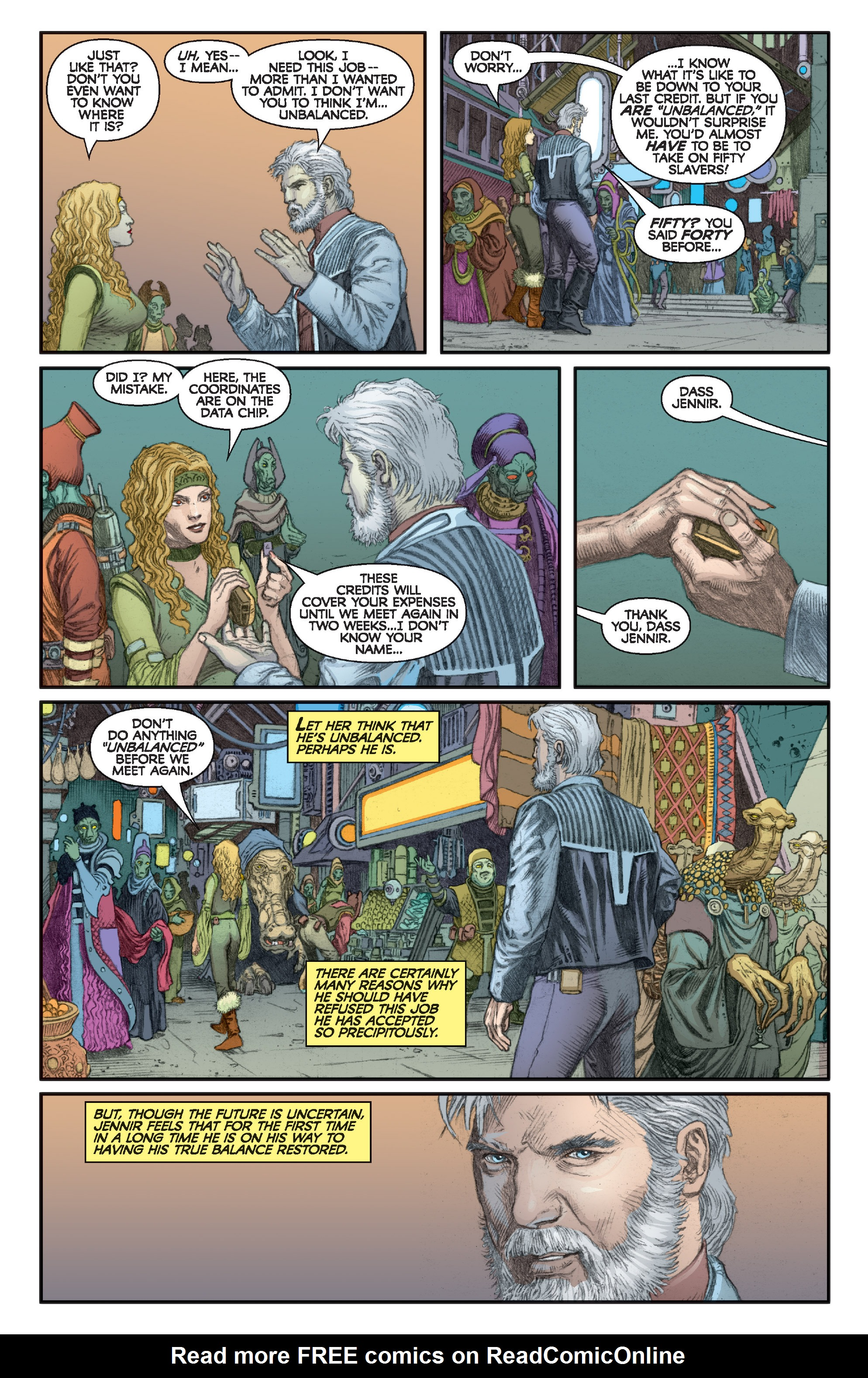 Read online Star Wars Omnibus comic -  Issue # Vol. 31 - 344