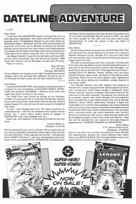 Read online Adventure Comics (1938) comic -  Issue #464 - 67