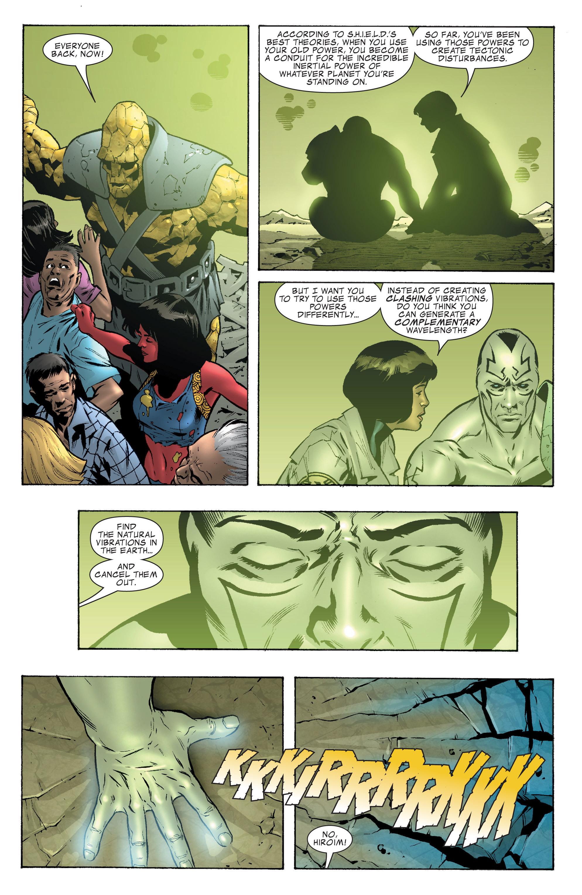 Read online World War Hulk Aftersmash: Warbound, Vol. 1 comic -  Issue #2 - 15