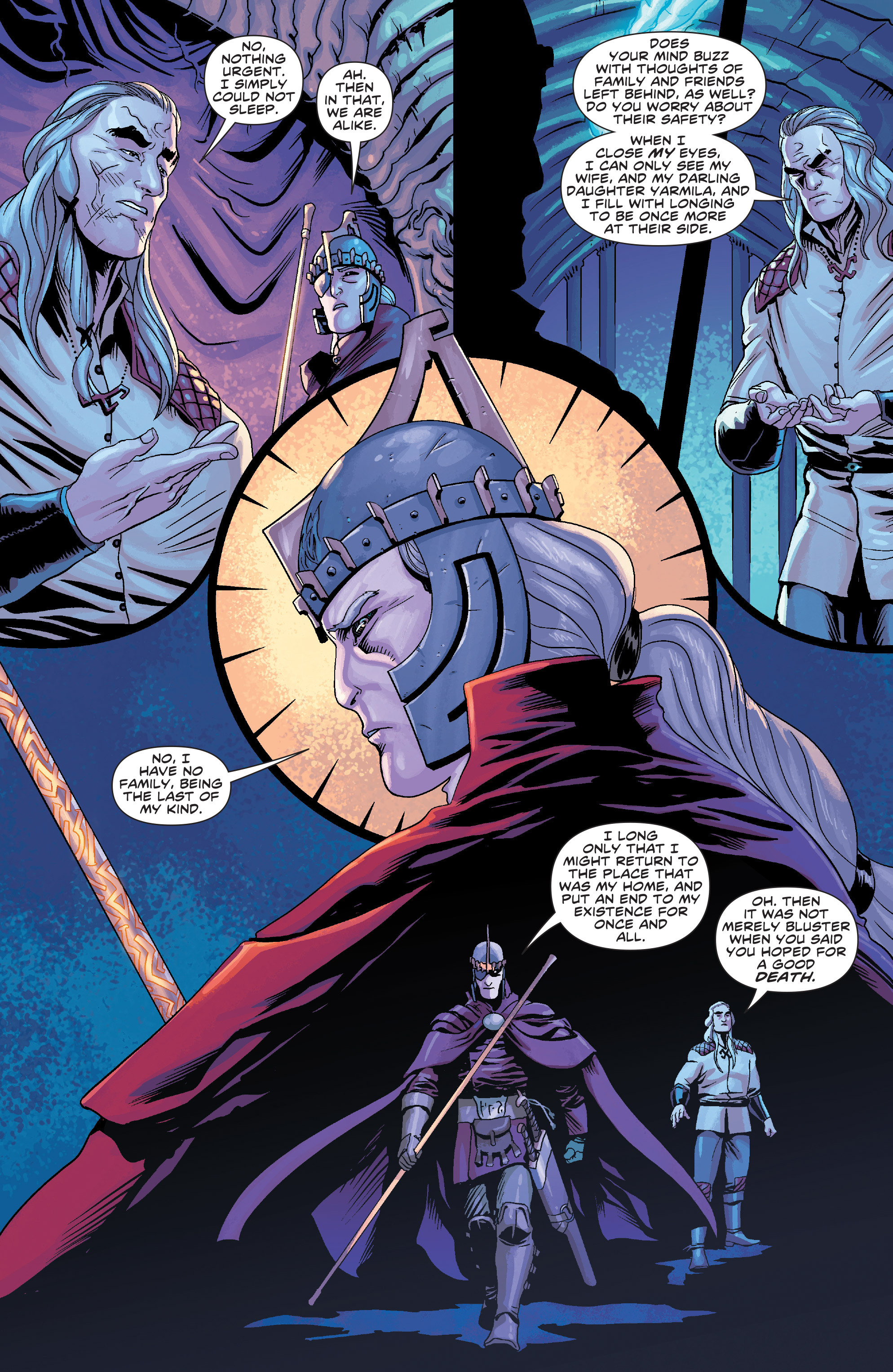 Read online Elric: The Balance Lost comic -  Issue # TPB 3 - 13