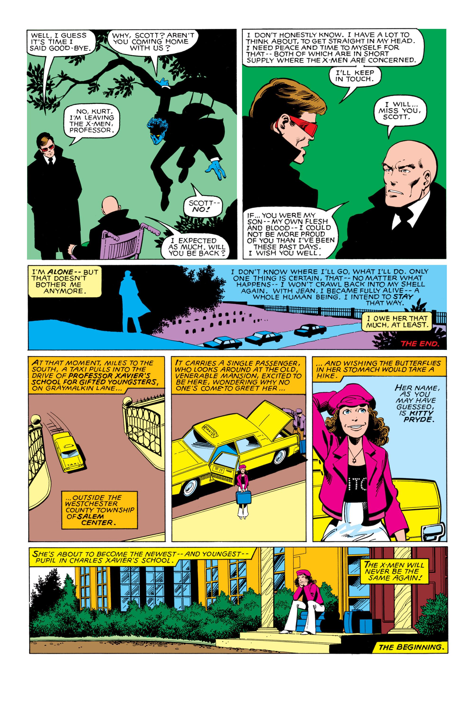 Read online Uncanny X-Men (1963) comic -  Issue #138 - 19
