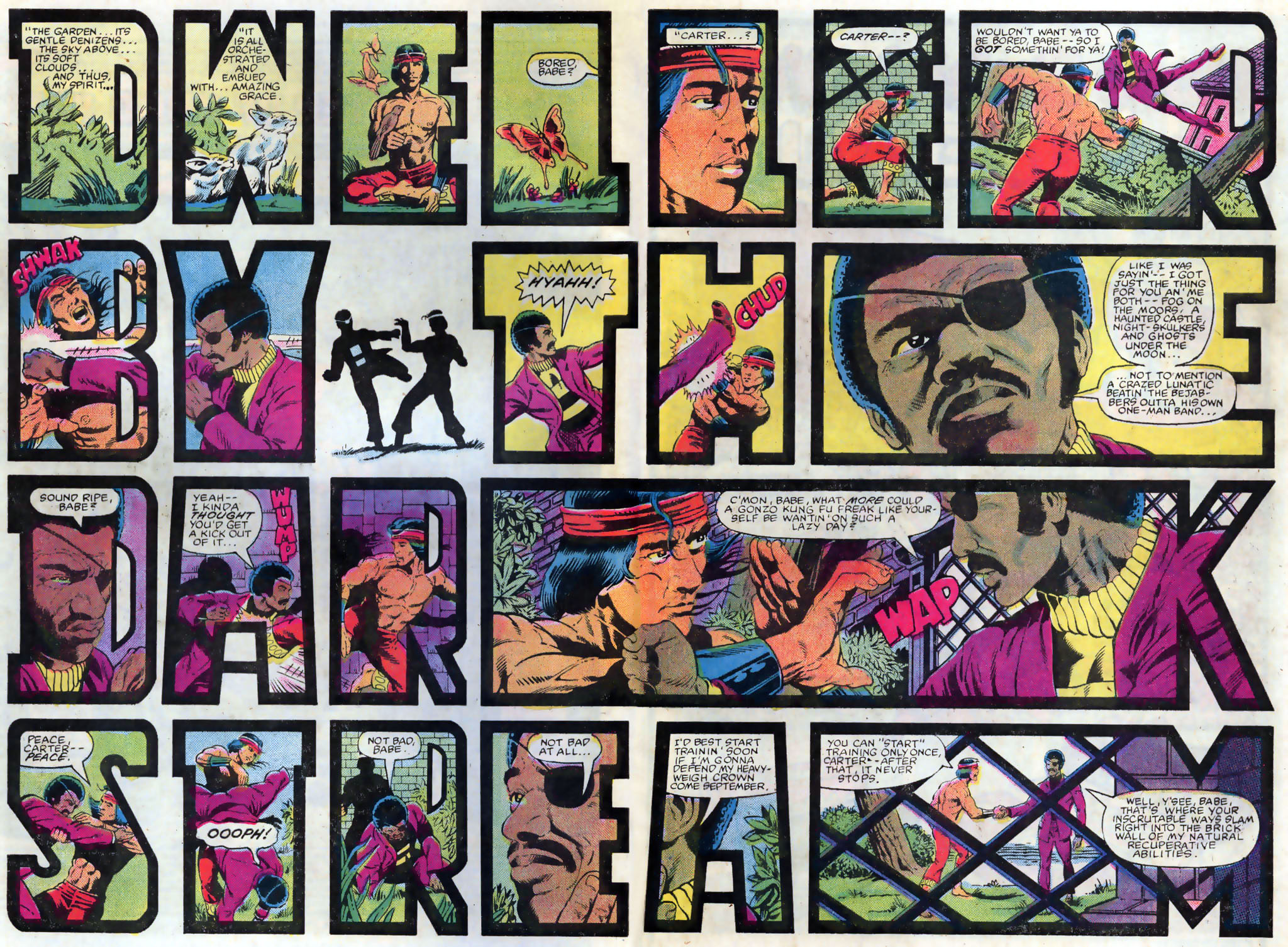 Read online Master of Kung Fu (1974) comic -  Issue #120 - 3