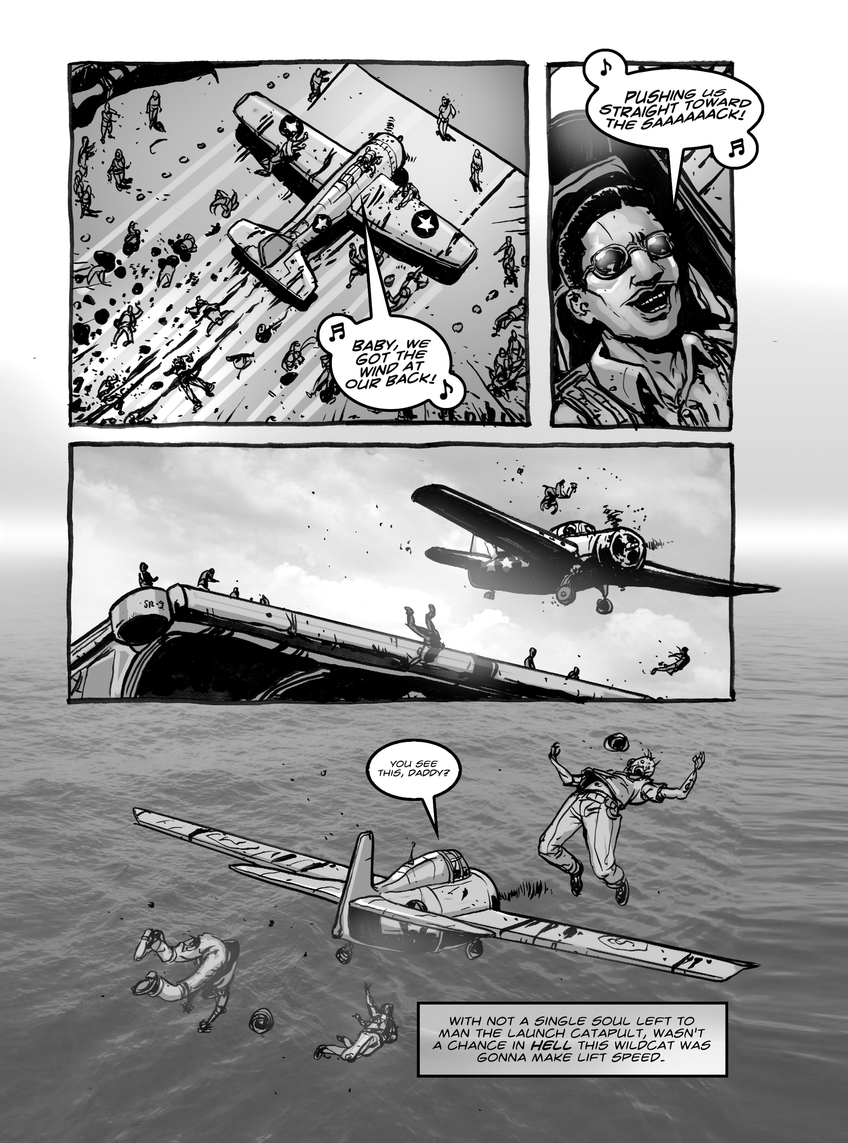 Read online FUBAR comic -  Issue #2 - 179