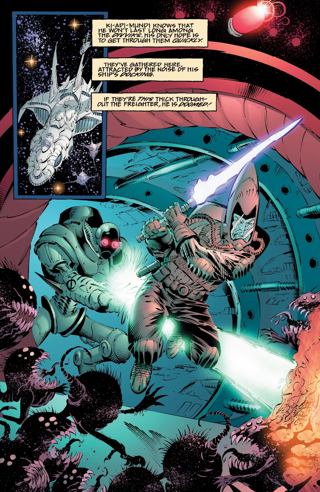 Read online Star Wars Legends: Rise of the Sith - Epic Collection comic -  Issue # TPB 2 (Part 1) - 94