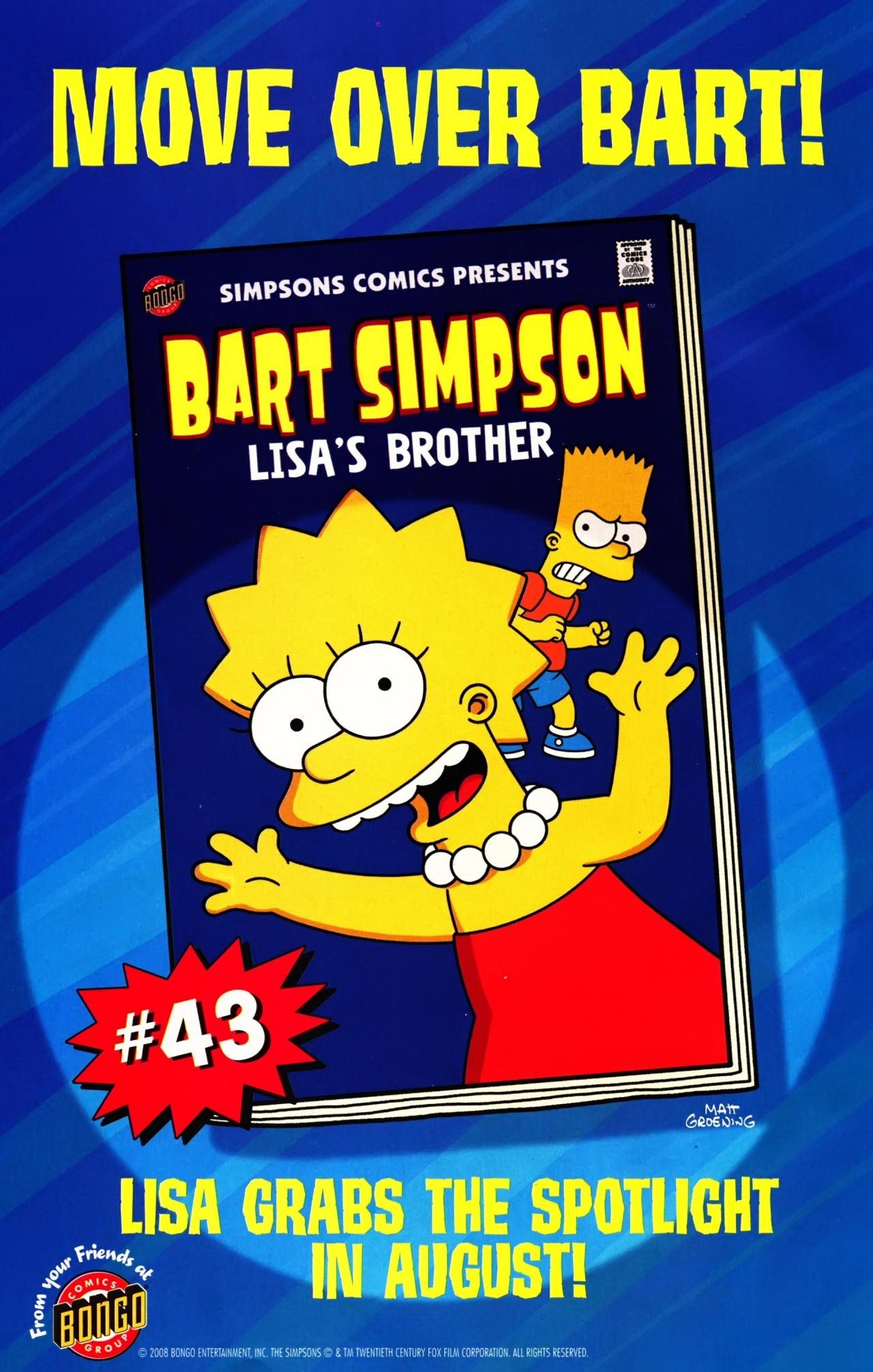 Read online Simpsons Comics Presents Bart Simpson comic -  Issue #42 - 26