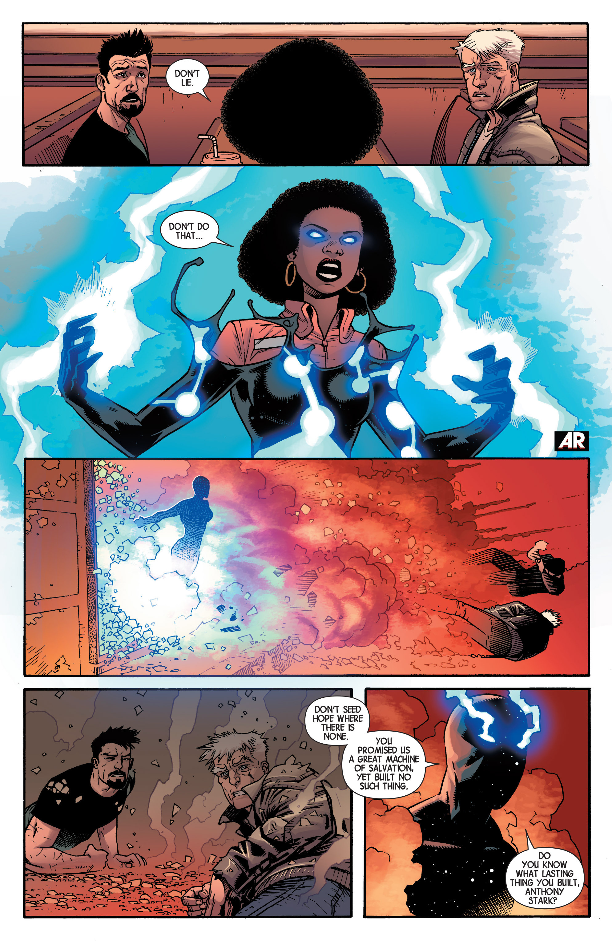 Read online Avengers (2013) comic -  Issue #44 - 9